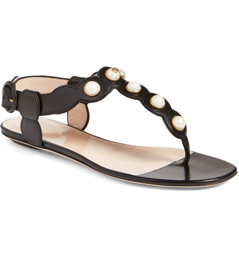 16ef876080b Gucci  Willow  Thong Sandal (Women)