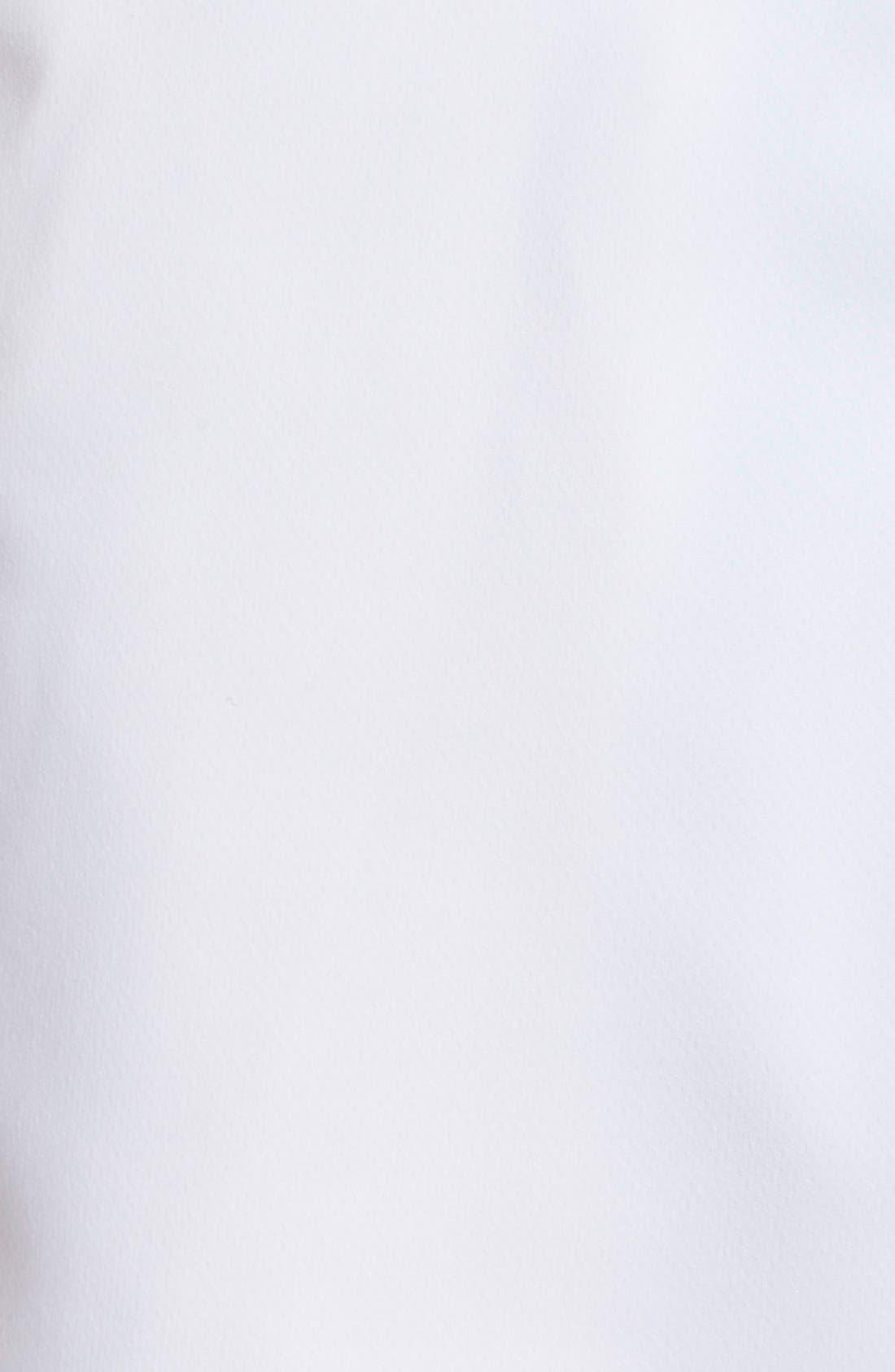 CUTTER & BUCK, DryTec Shorts, Alternate thumbnail 5, color, WHITE