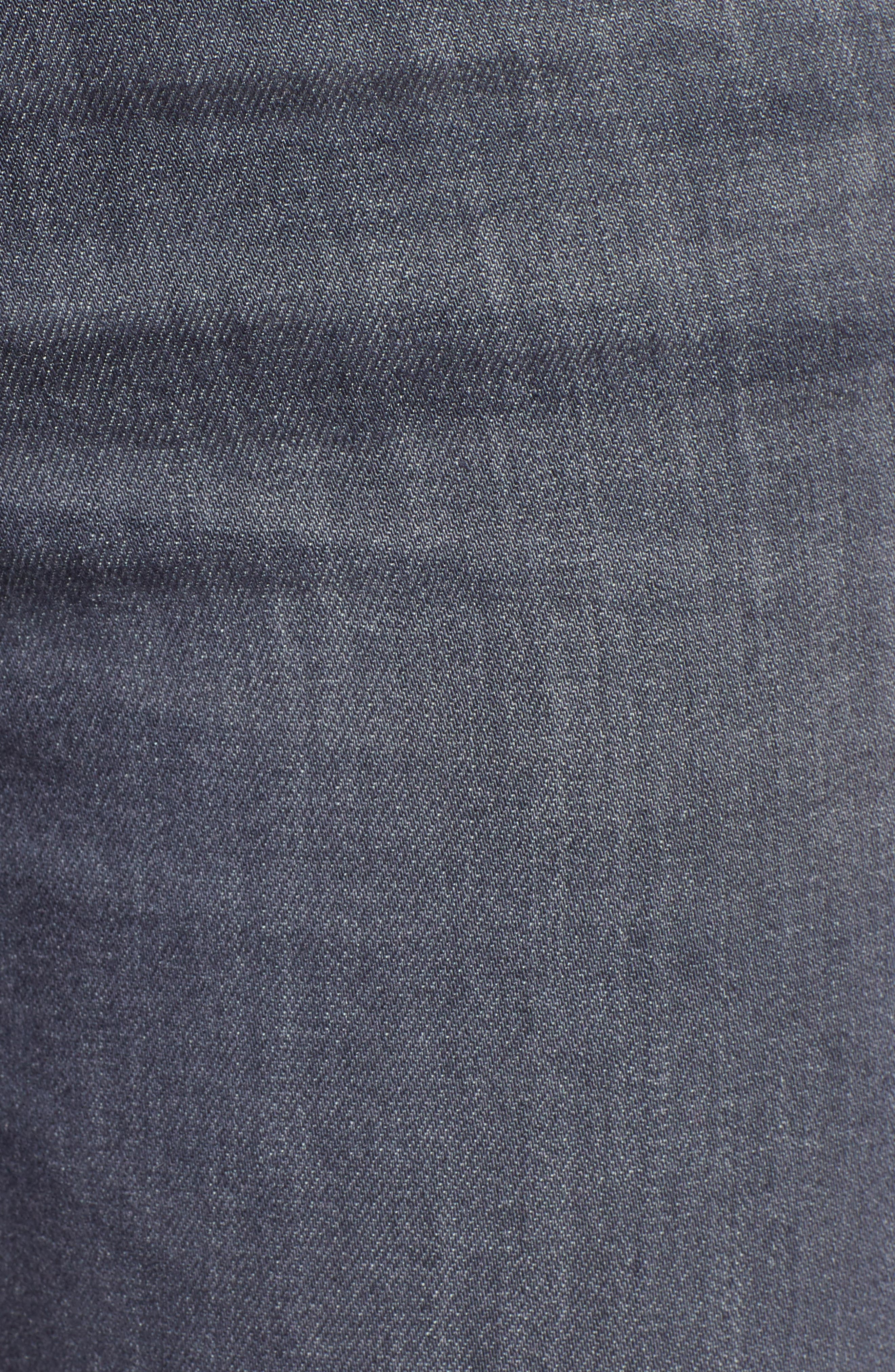 AG, The Prima Crop Cigarette Jeans, Alternate thumbnail 6, color, 08 YEAR SMOKY DUST
