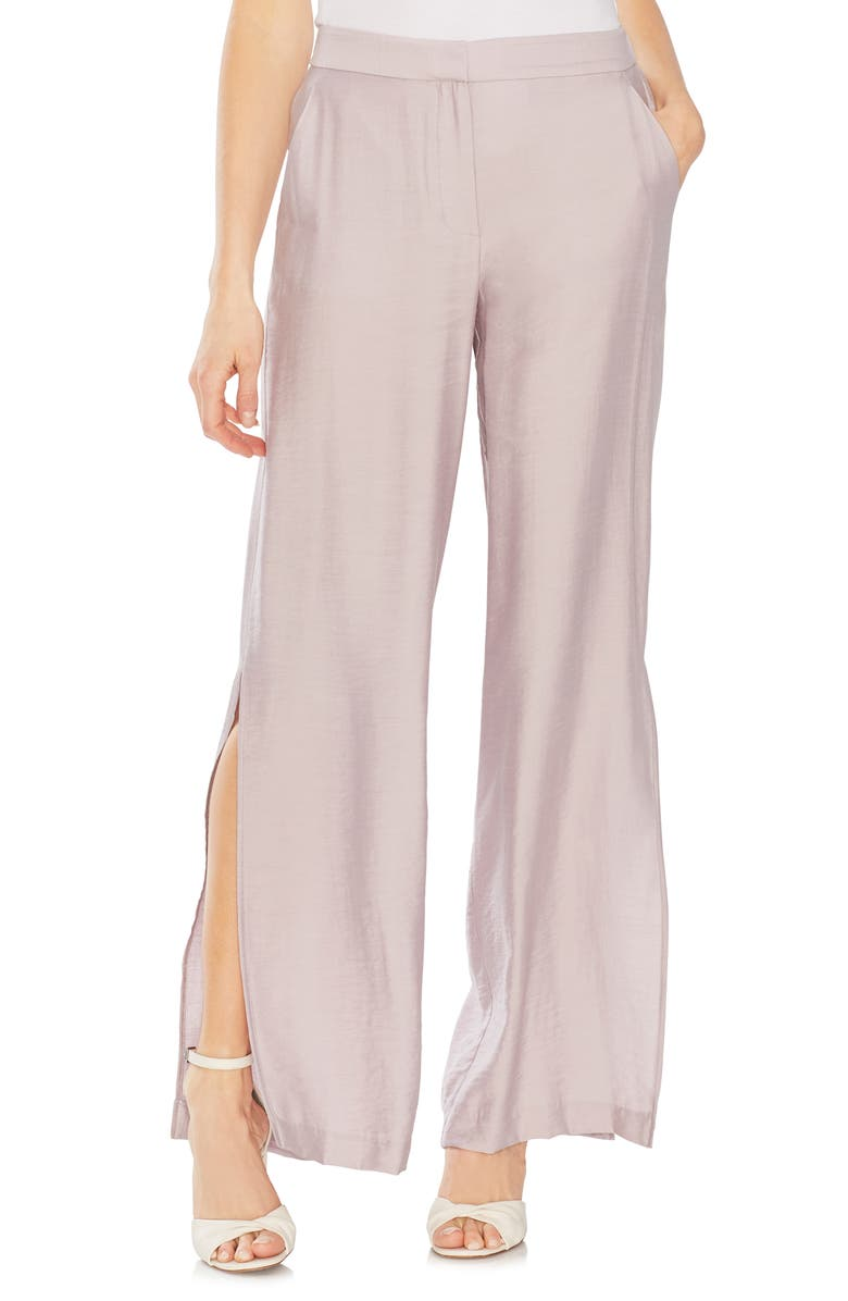 Vince Camuto Pants SLIT WIDE LEG PANTS