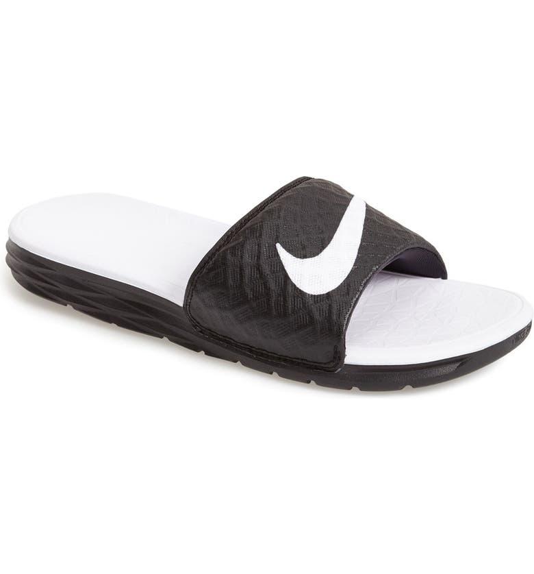 0118161a9d55 Nike  Benassi Solarsoft 2  Slide Sandal (Women)