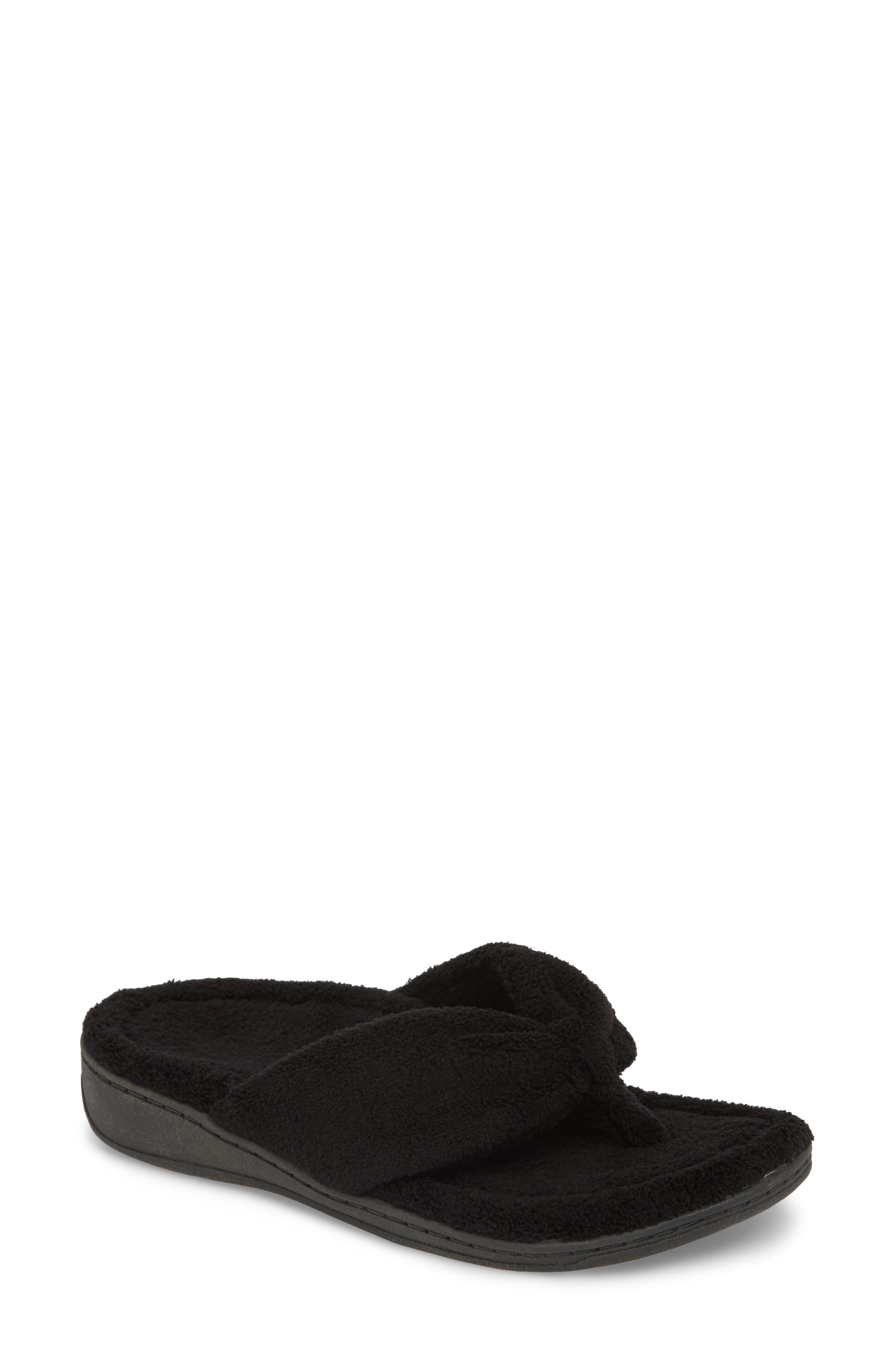 VIONIC Gracie Slipper, Main, color, BLACK