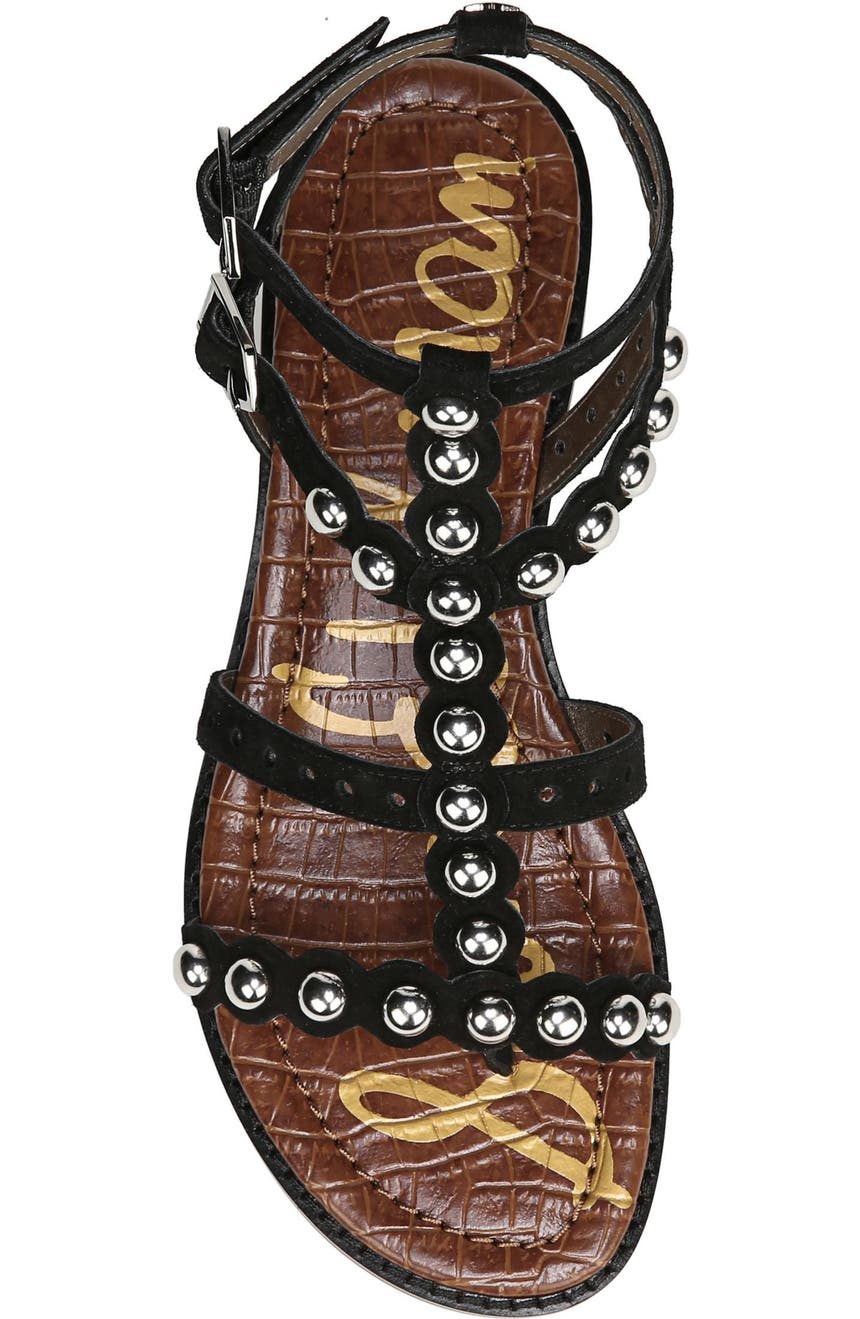 03c08e0f6 Sam Edelman Elisa Studded Gladiator Sandal (Women)