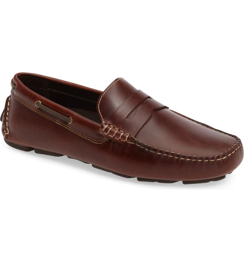 e6079385e92 Johnston   Murphy Gibson Penny Driving Loafer (Men)