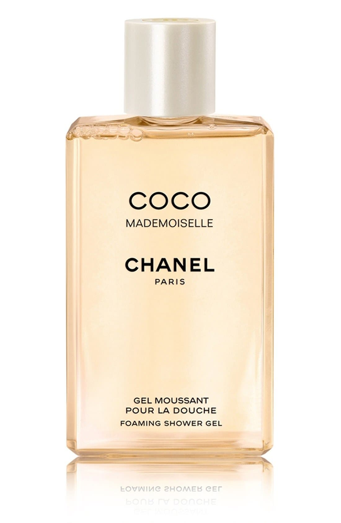 CHANEL, COCO MADEMOISELLE<br />Foaming Shower Gel, Main thumbnail 1, color, NO COLOR