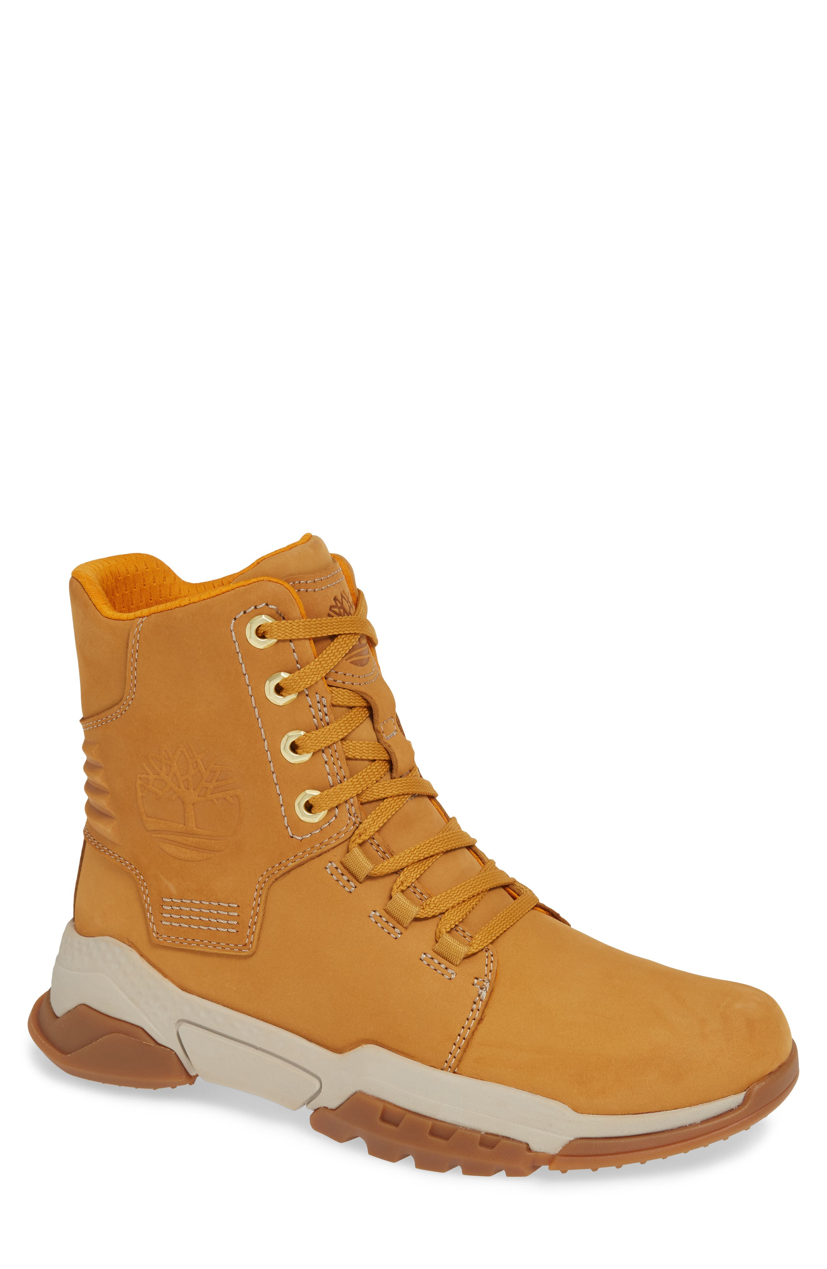 Timberland City Force Reveal Plain Toe Boot- Brown