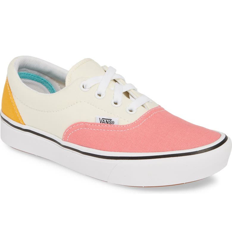 776bc70391 Vans ComfyCush Era Colorblock Sneaker (Women)