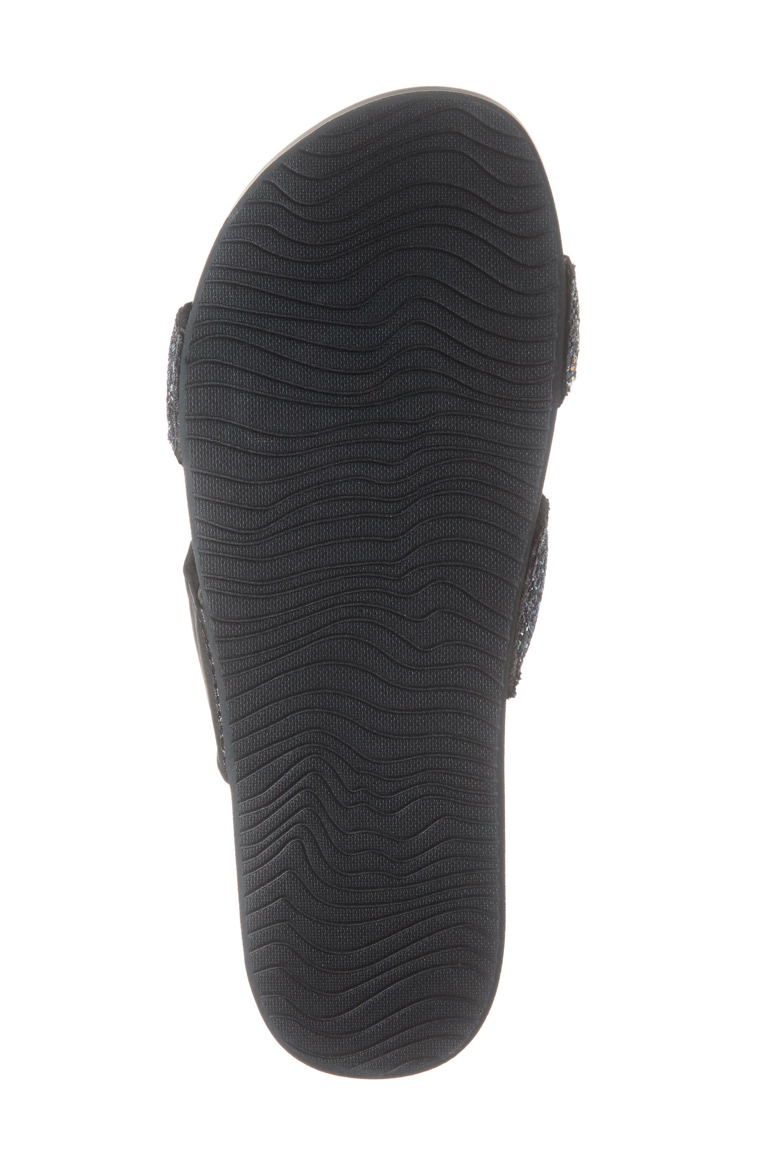 REEF, Cushion Bounce Vista Slide Sandal, Alternate thumbnail 6, color, POP ROCKS
