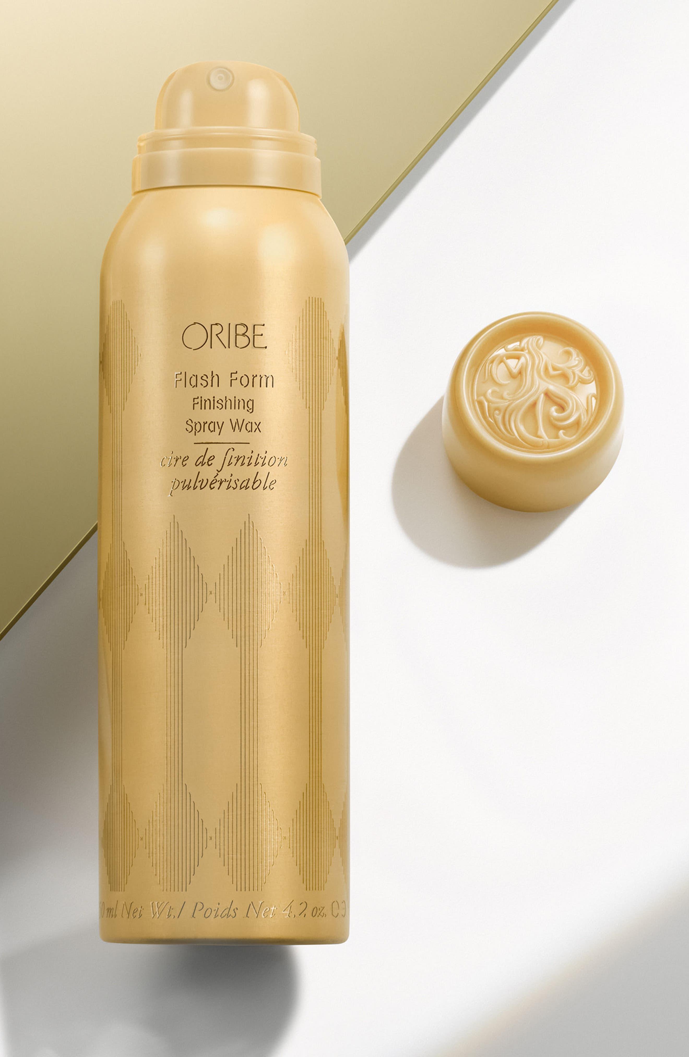 ORIBE, SPACE.NK.apothecary Oribe Flash Form Finishing Spray Wax, Alternate thumbnail 3, color, NO COLOR
