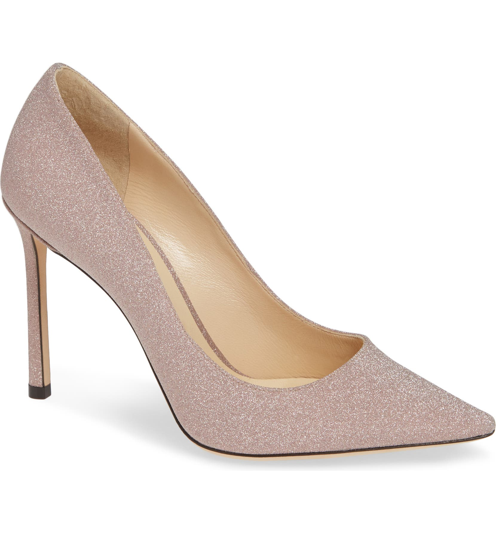 7d47a4389b2 Jimmy Choo Romy Glitter Pump (Women)