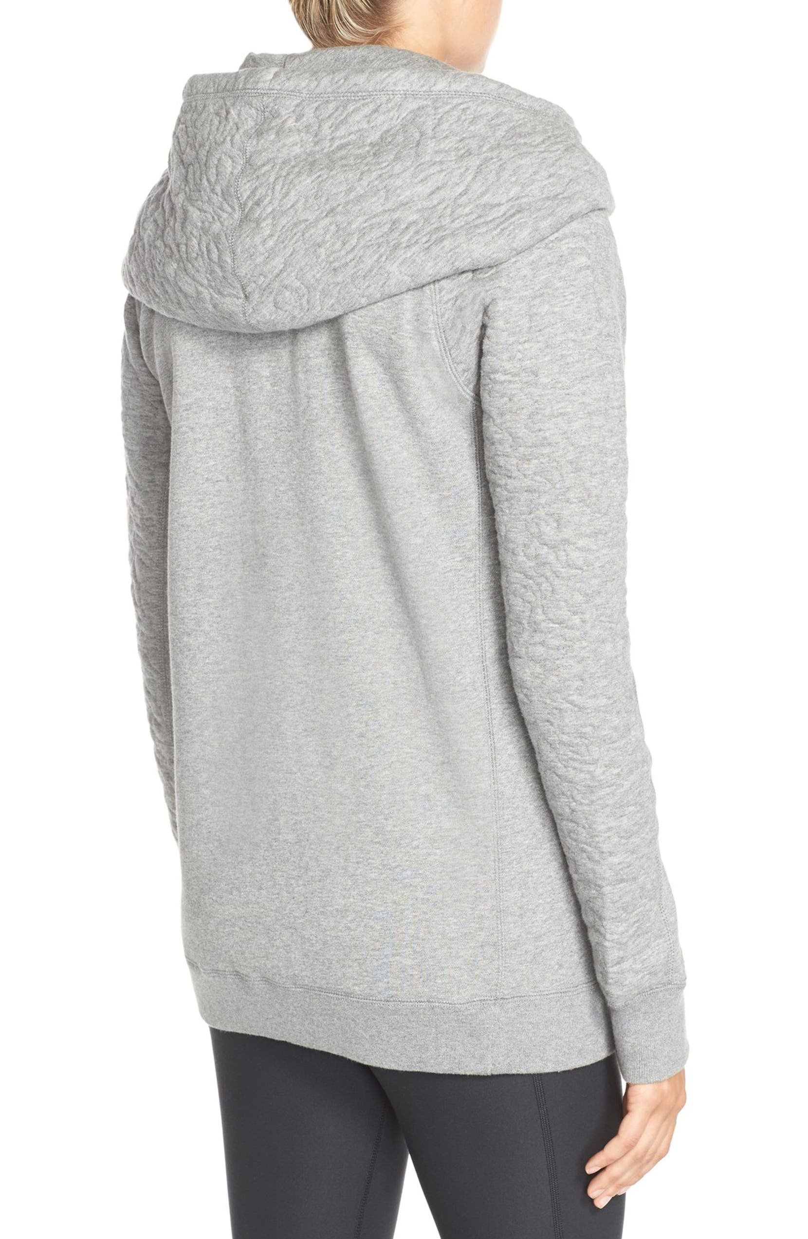 ab17c574436a Nike Quilted  Rally  Pullover Hoodie