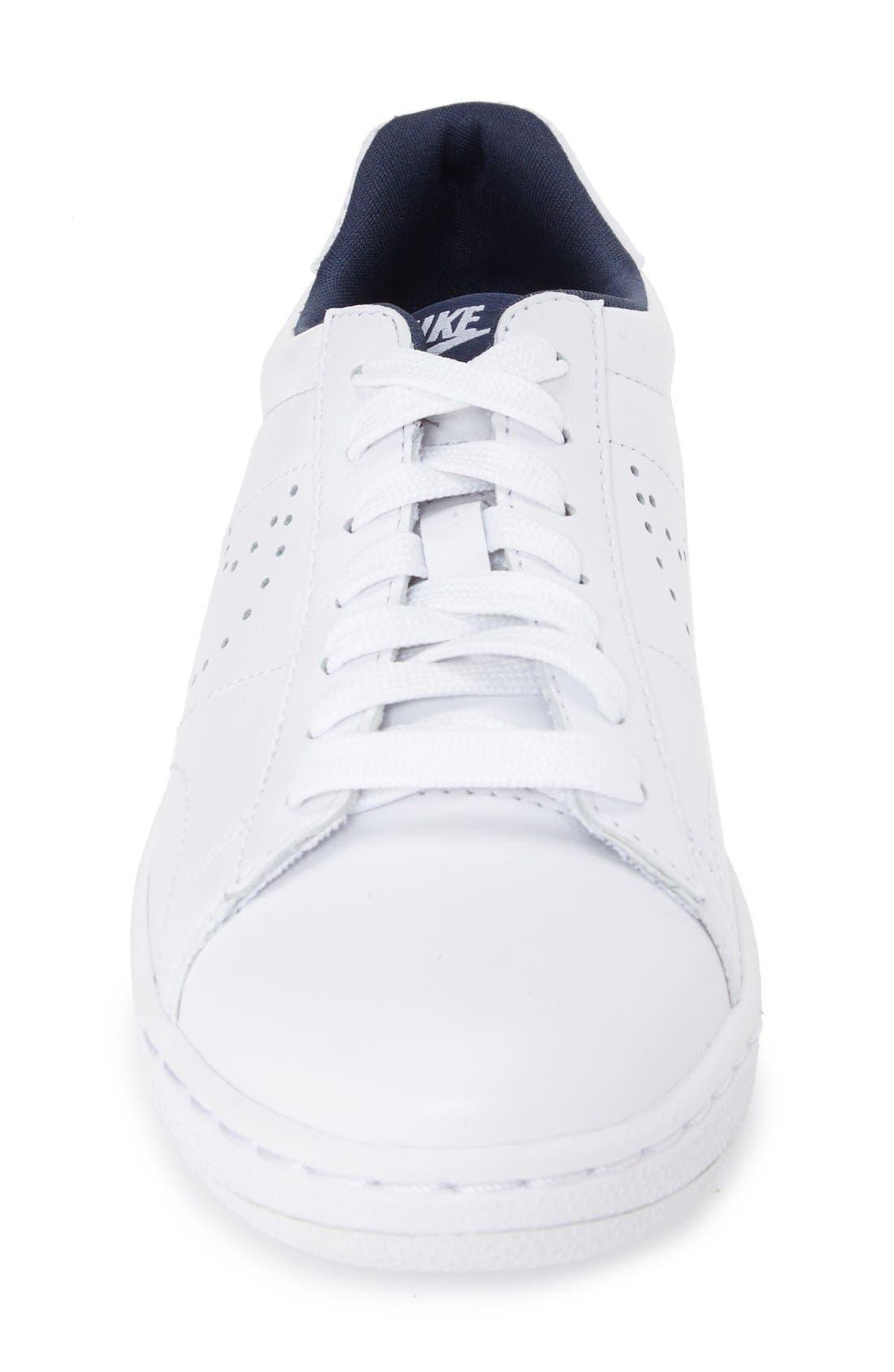 NIKE, 'Tennis Classic Ultra' Sneaker, Alternate thumbnail 3, color, 100