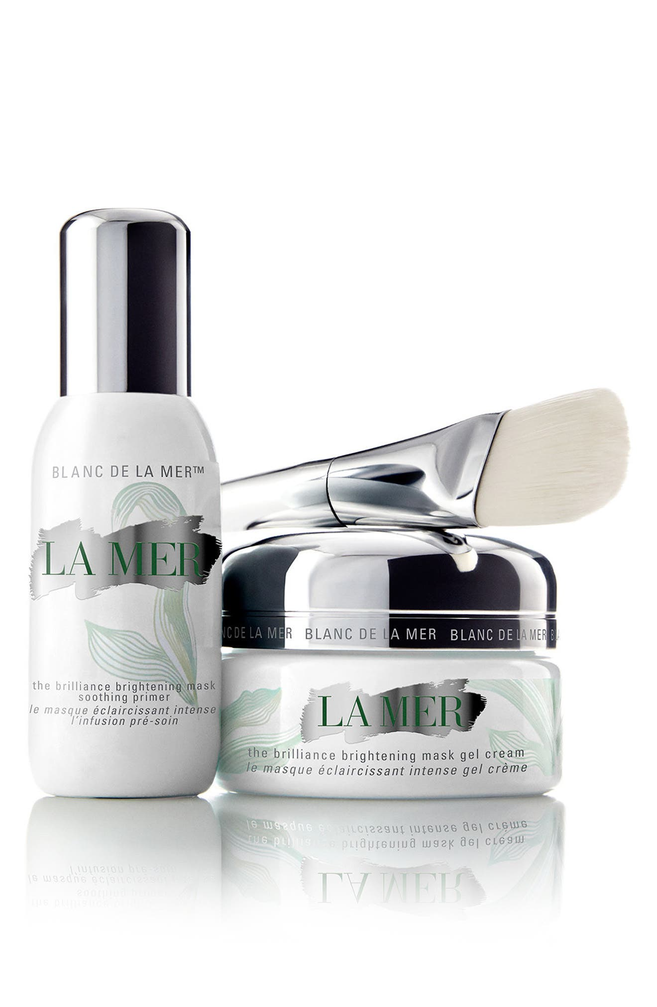 LA MER, The Brilliance Brightening Mask, Main thumbnail 1, color, NO COLOR