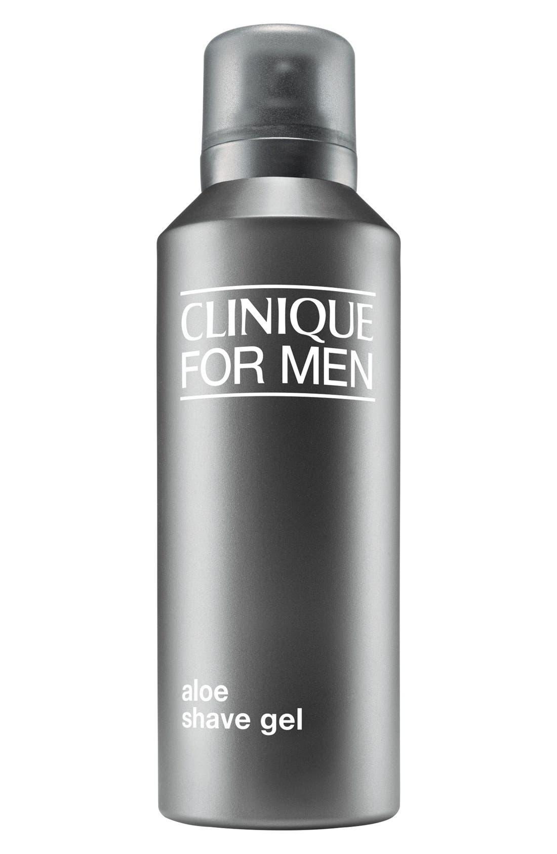 CLINIQUE, for Men Aloe Shave Gel, Main thumbnail 1, color, NO COLOR