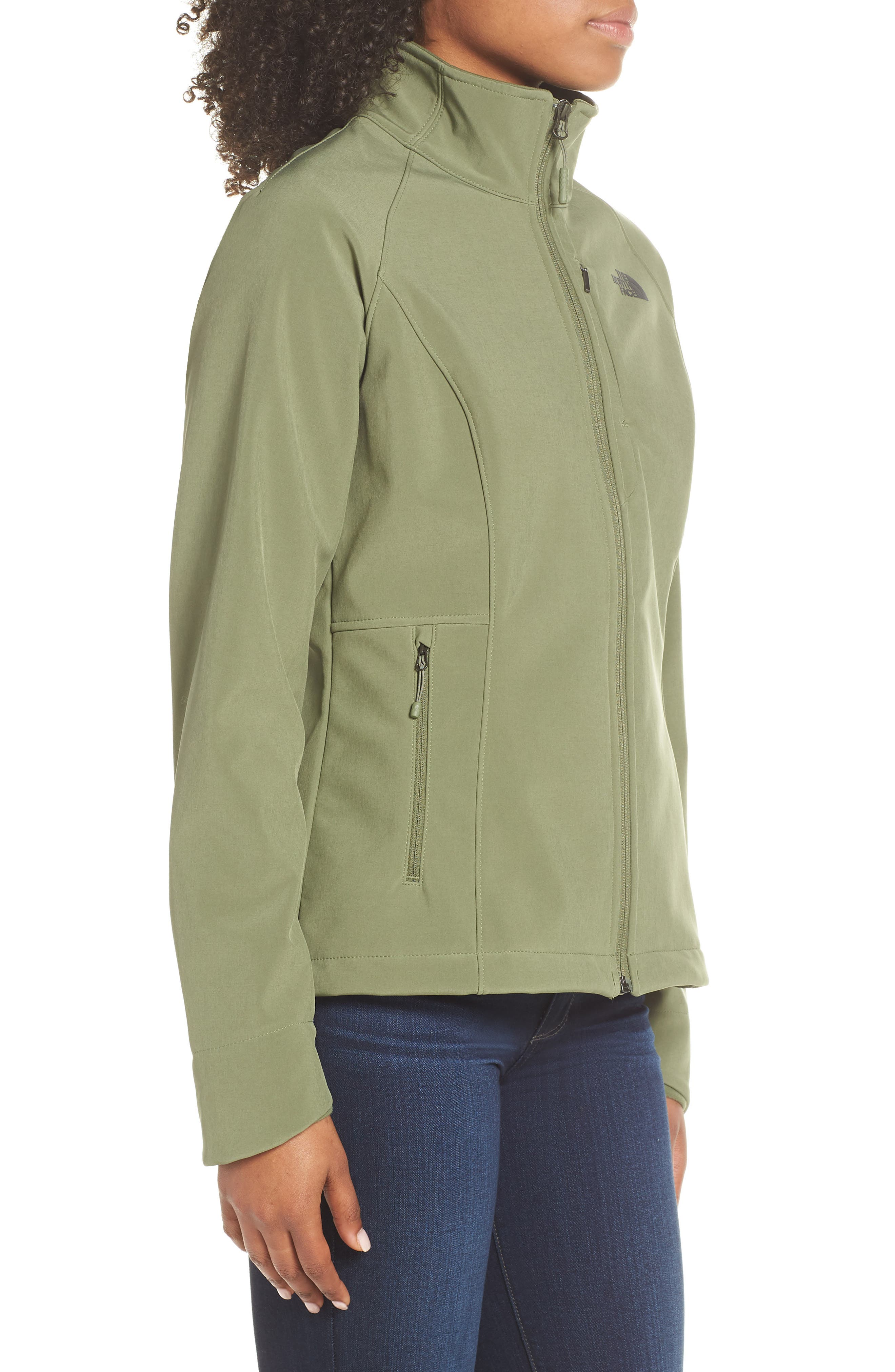 THE NORTH FACE, 'Apex Bionic 2' Jacket, Alternate thumbnail 3, color, 301