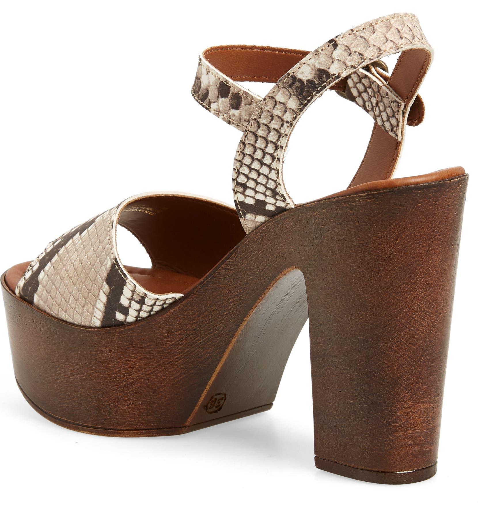 c64d00421a3 Steve Madden Lulla Platform Sandal (Women)
