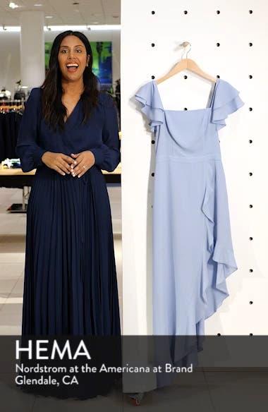 Terrace Time Asymmetrical Maxi Dress, sales video thumbnail