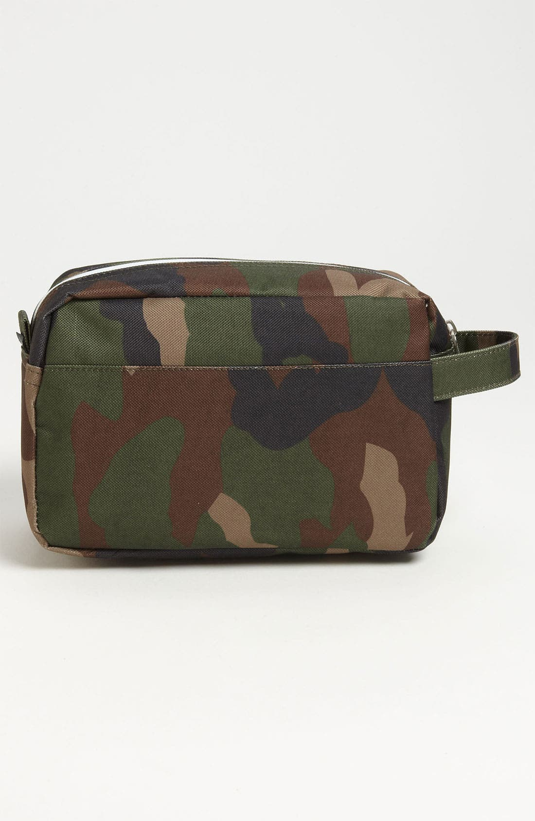 HERSCHEL SUPPLY CO., Chapter Toiletry Case, Alternate thumbnail 6, color, WOODLAND CAMO