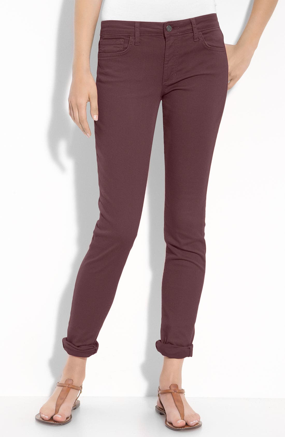 JOE'S 'Chelsea' Skinny Stretch Denim Jeans, Main, color, 200