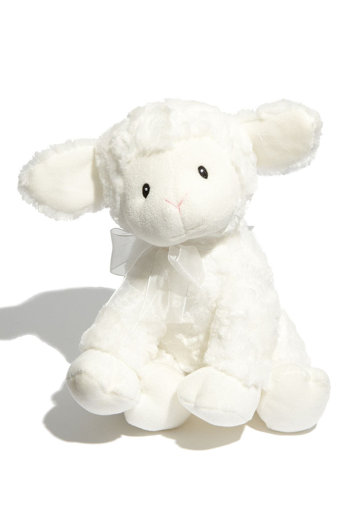 BABY GUND 'Brahms' Musical Lamb, Main, color, NO COLOR