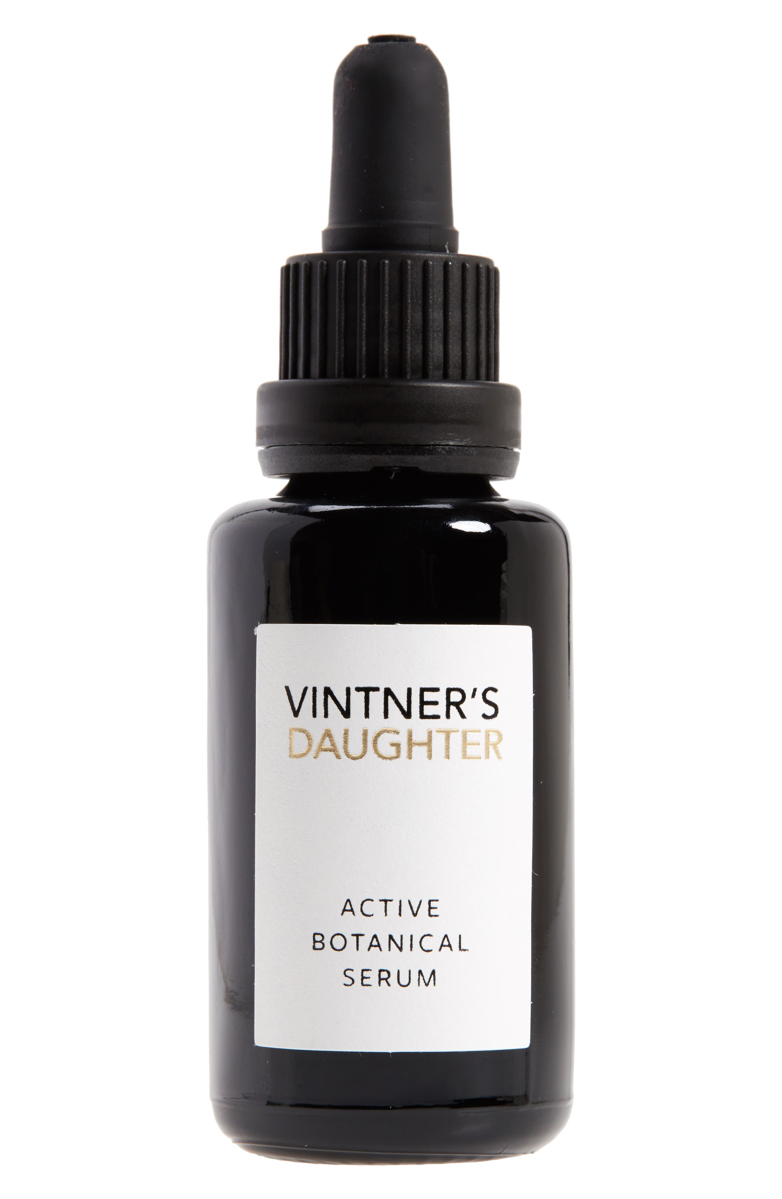 VINTNERS DAUGHTER, Vintner's Daughter Active Botanical Serum, Main thumbnail 1, color, NO COLOR