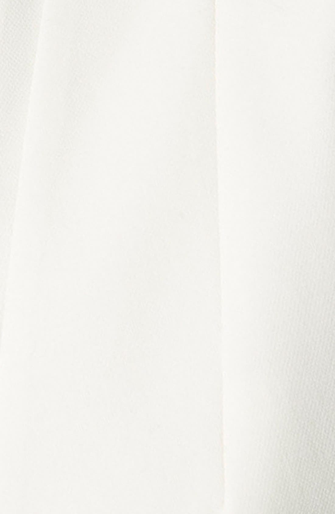 TOPSHOP, 'Poppy' Double Collar Blazer, Alternate thumbnail 2, color, 900