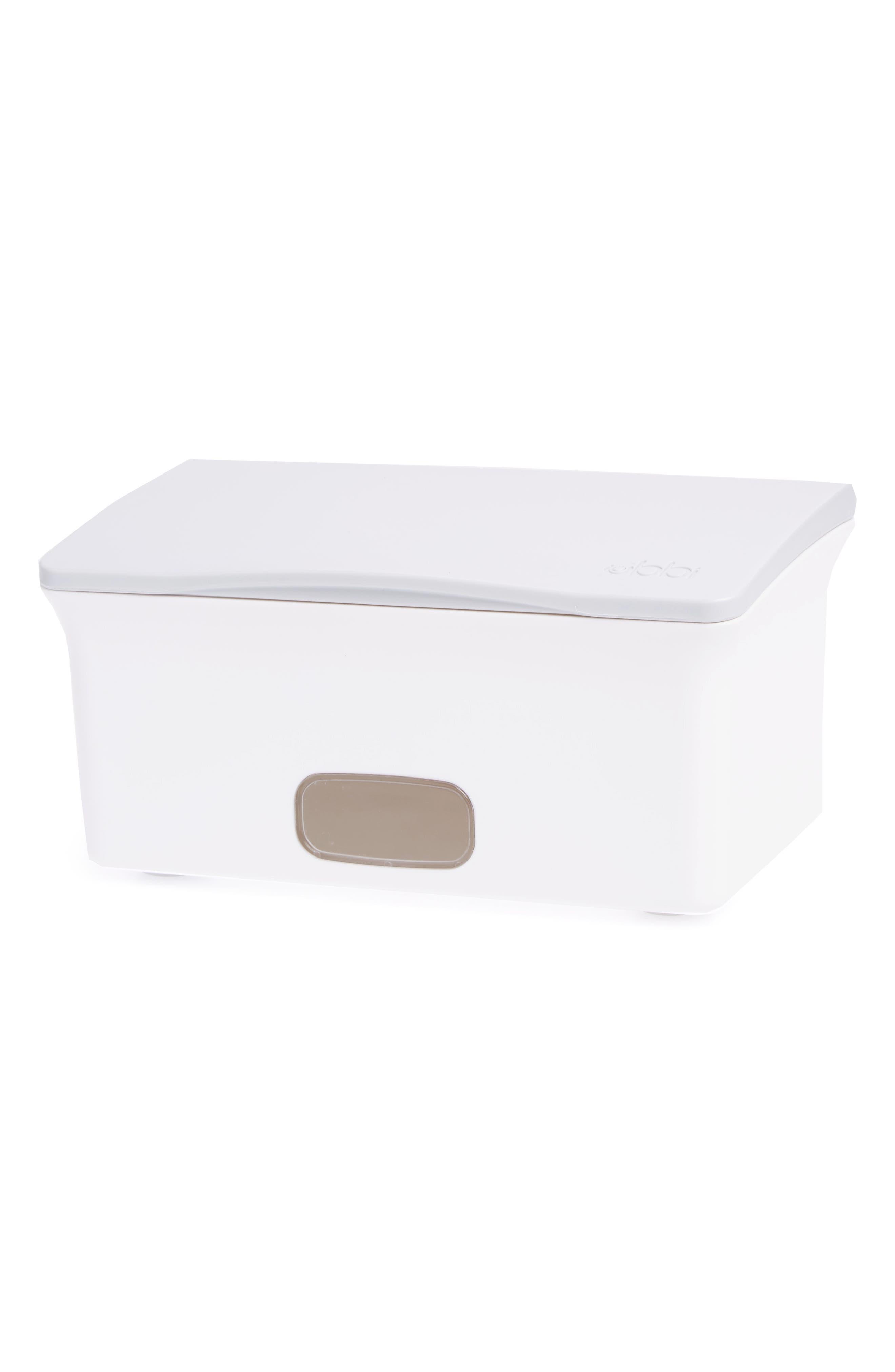 UBBI Wipes Dispenser, Main, color, GREY
