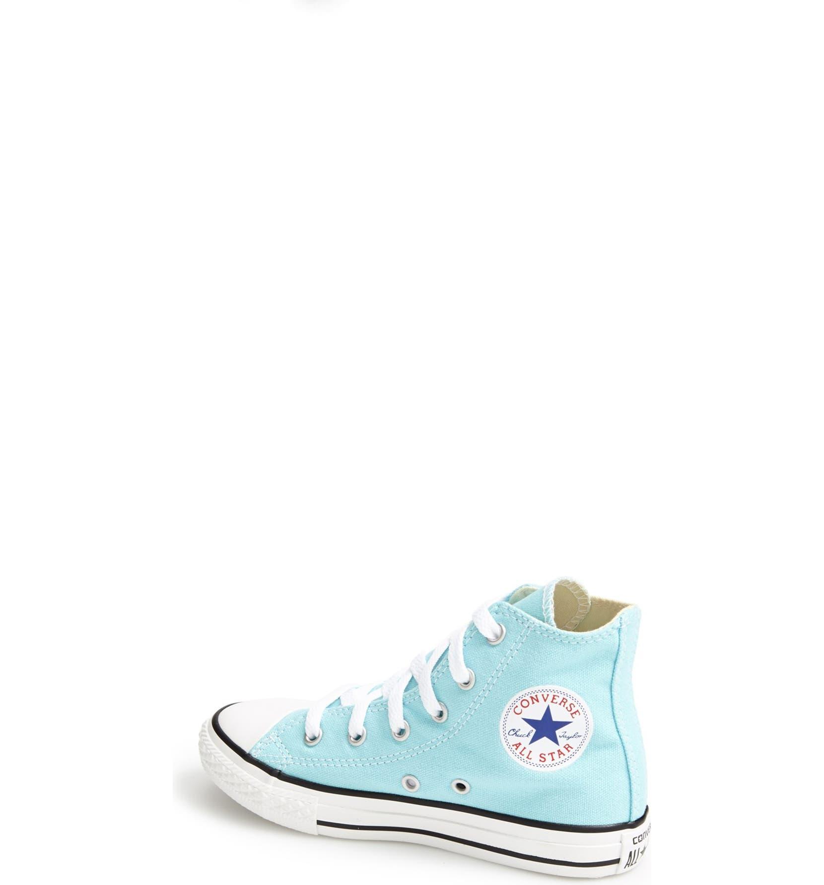 2d6a92c1a45142 Converse Chuck Taylor® All Star®  Sparkle  High Top Sneaker (Toddler ...
