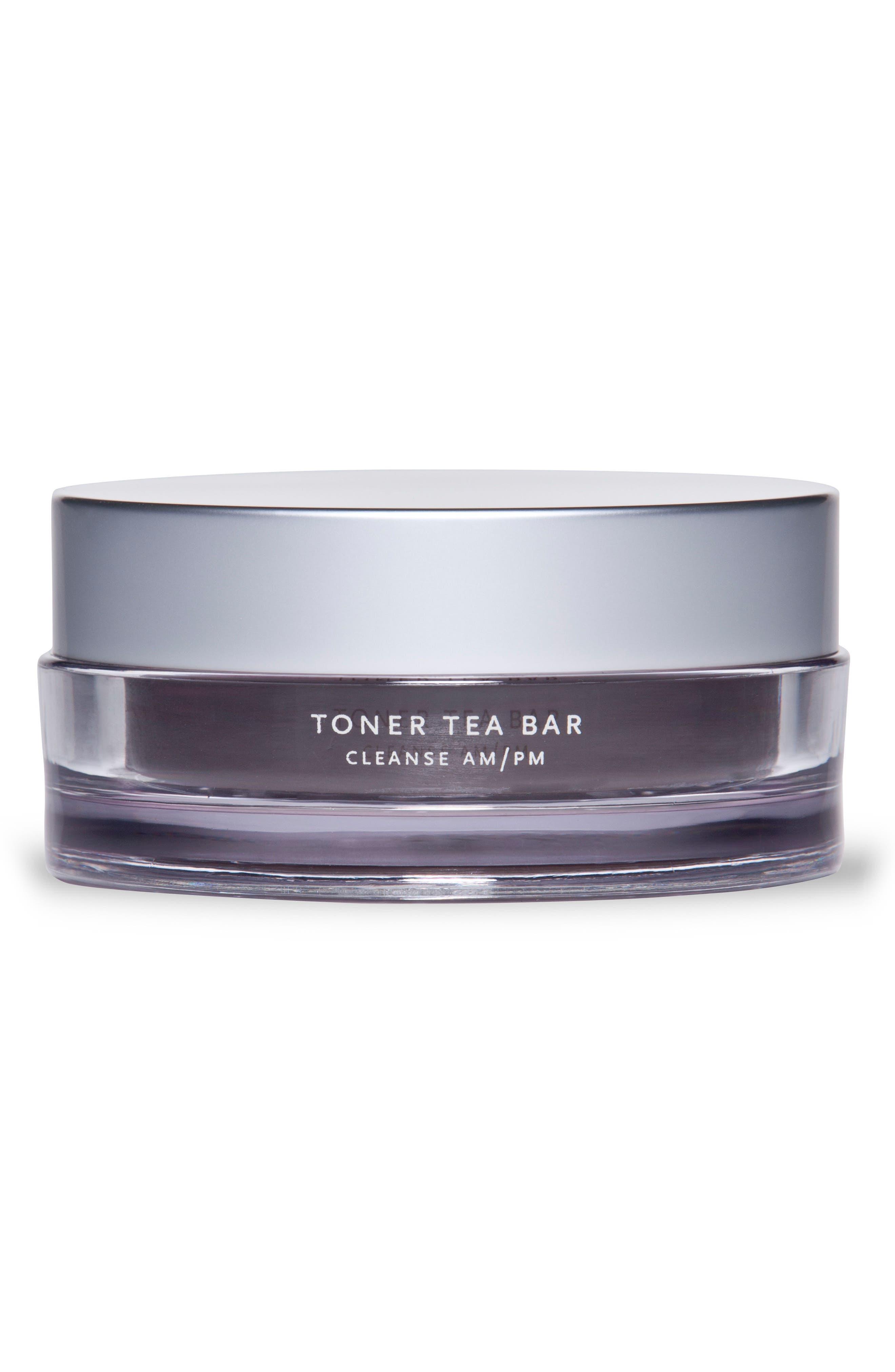 ARCONA Toner Tea Bar Cleanser, Main, color, NO COLOR