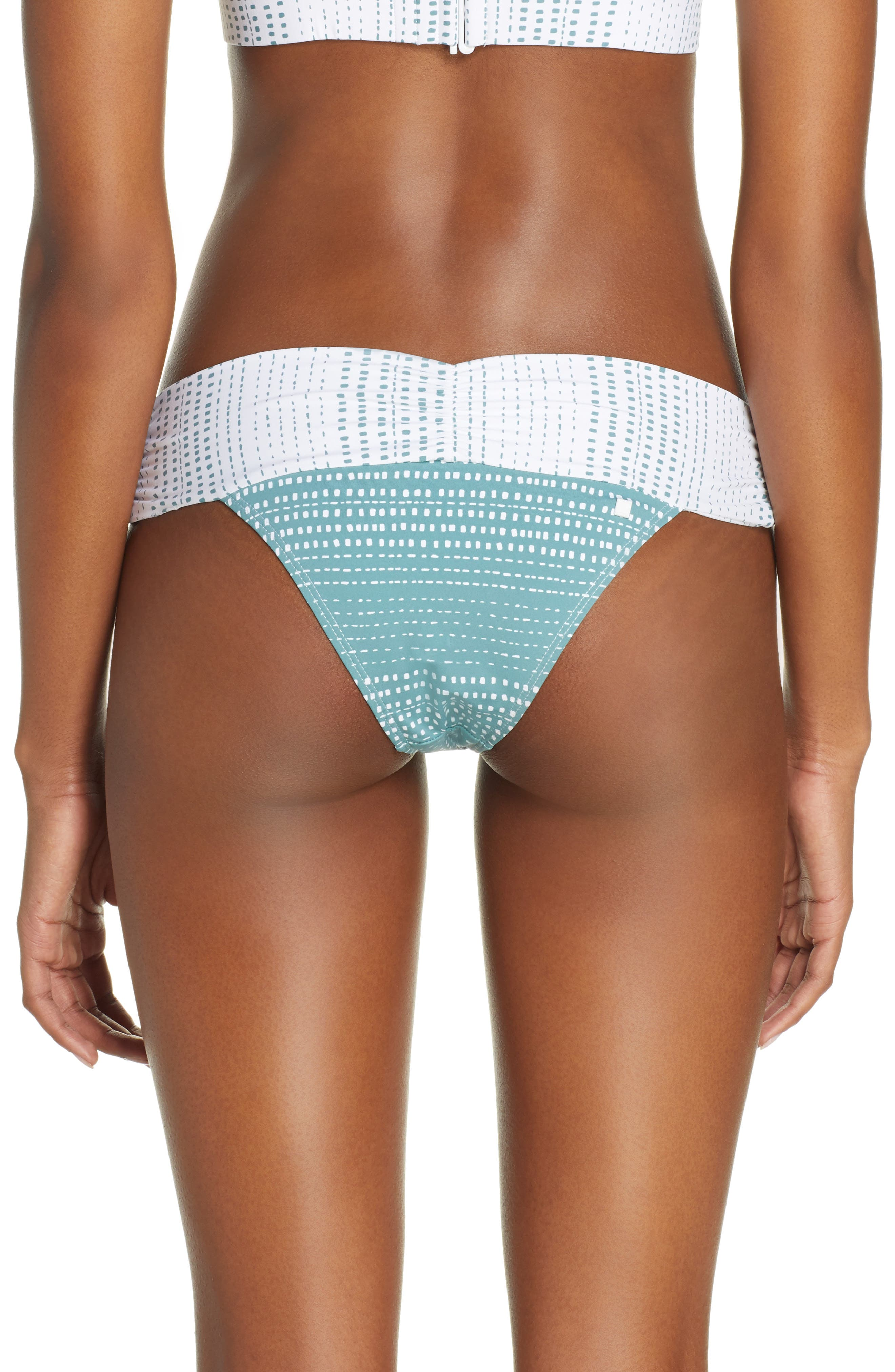DOLCE VITA, Mojave Swim Bottoms, Alternate thumbnail 2, color, AGAVE