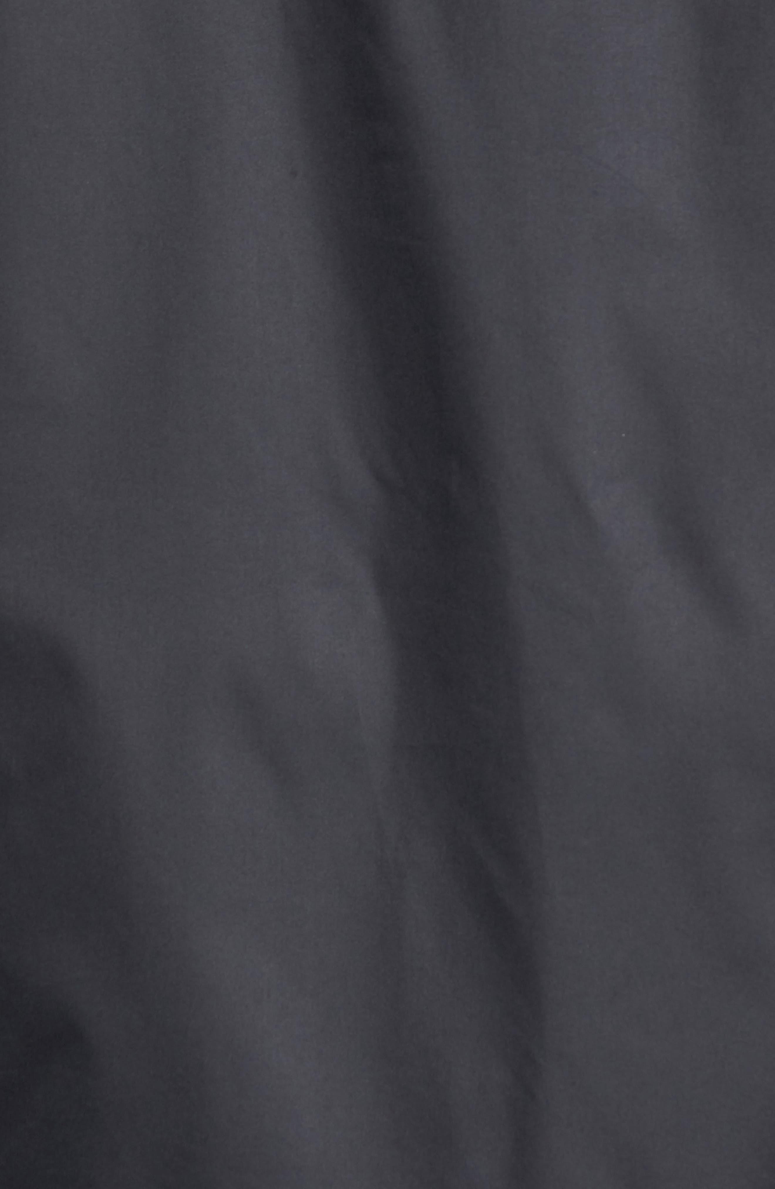 PETER MILLAR, Zip Jacket, Alternate thumbnail 7, color, BLACK