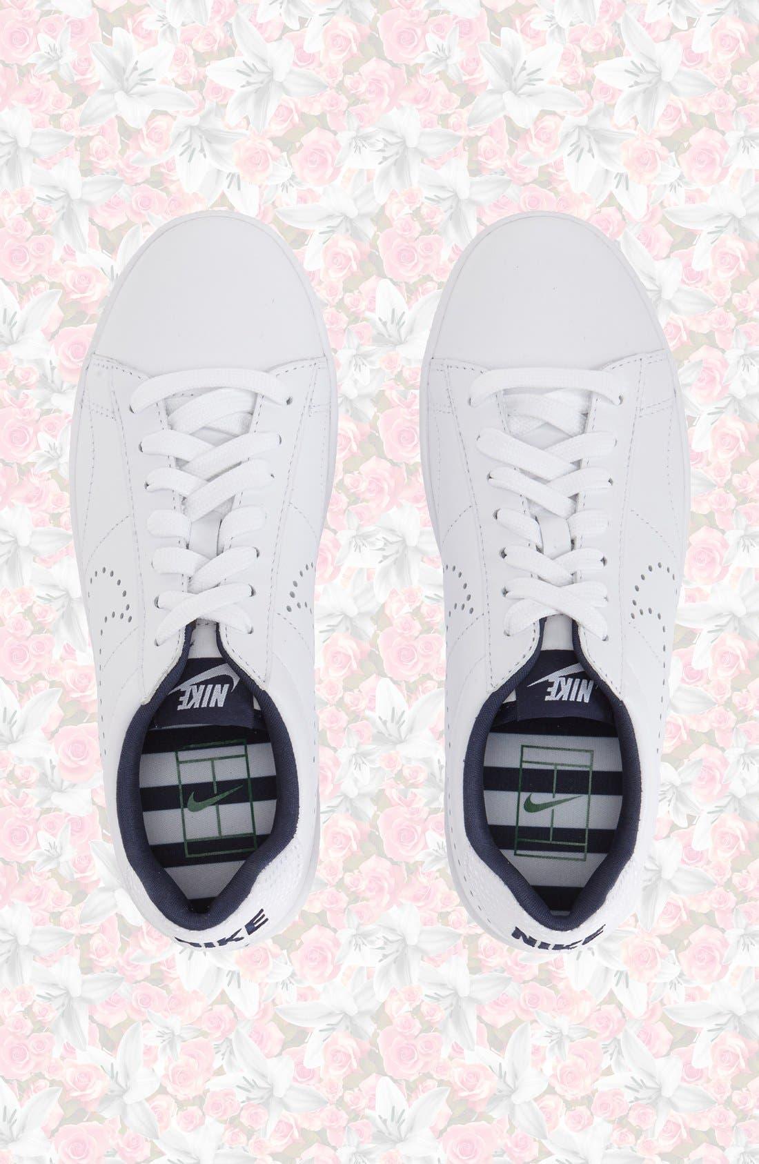 NIKE, 'Tennis Classic Ultra' Sneaker, Alternate thumbnail 5, color, 100