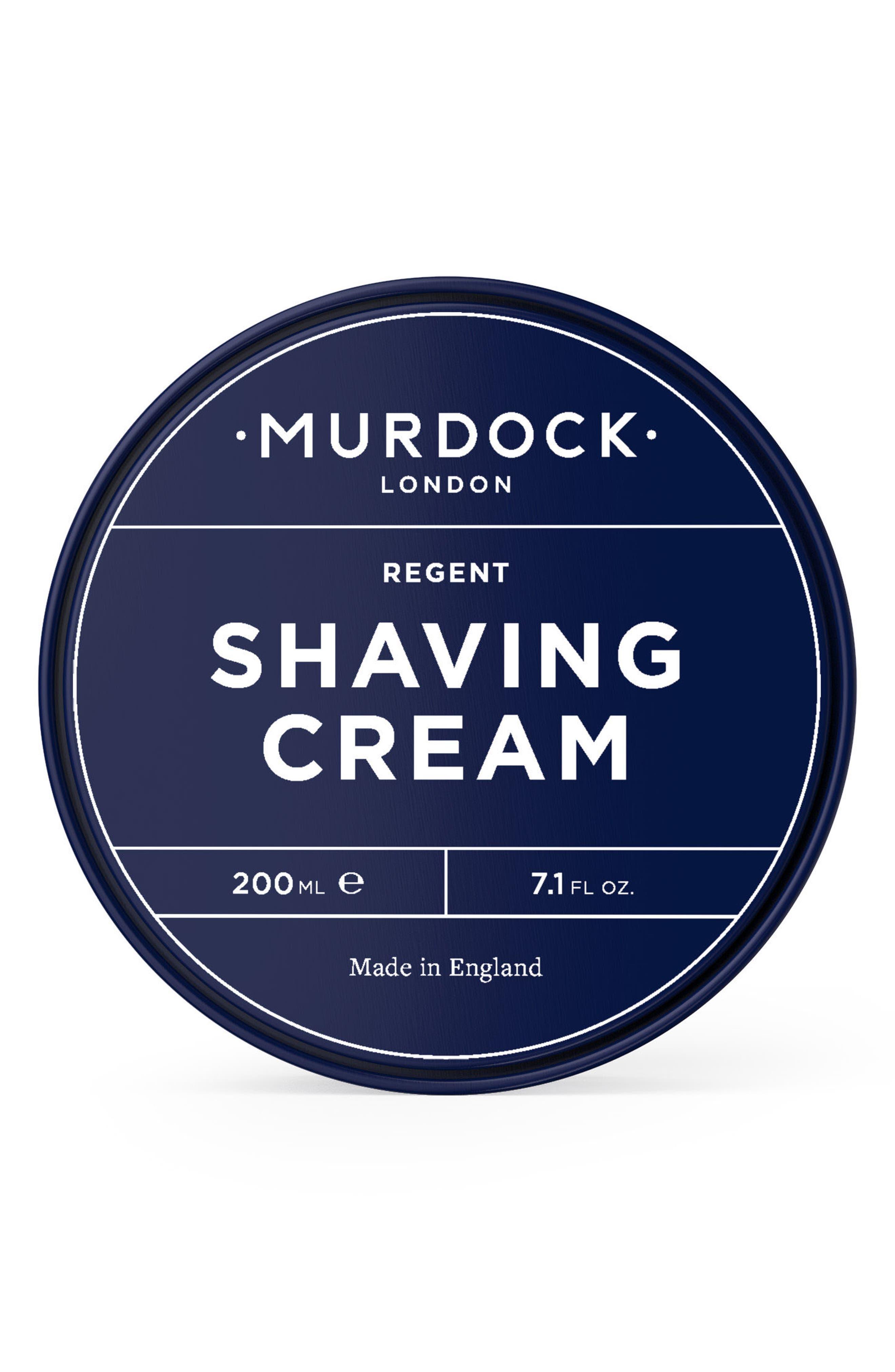 MURDOCK LONDON Shaving Cream, Main, color, NO COLOR