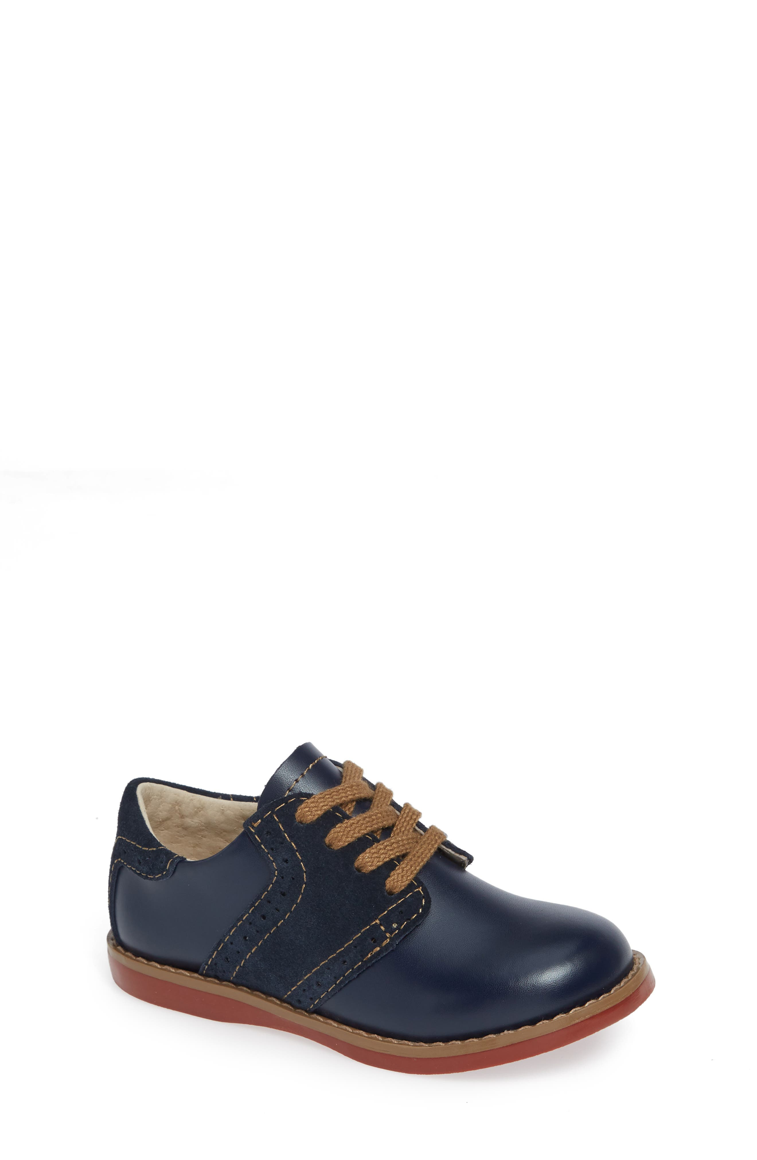 FOOTMATES Connor Oxford, Main, color, ROYAL/ BLUE