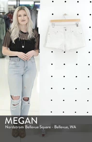 Croxley Cuff Denim Shorts, sales video thumbnail
