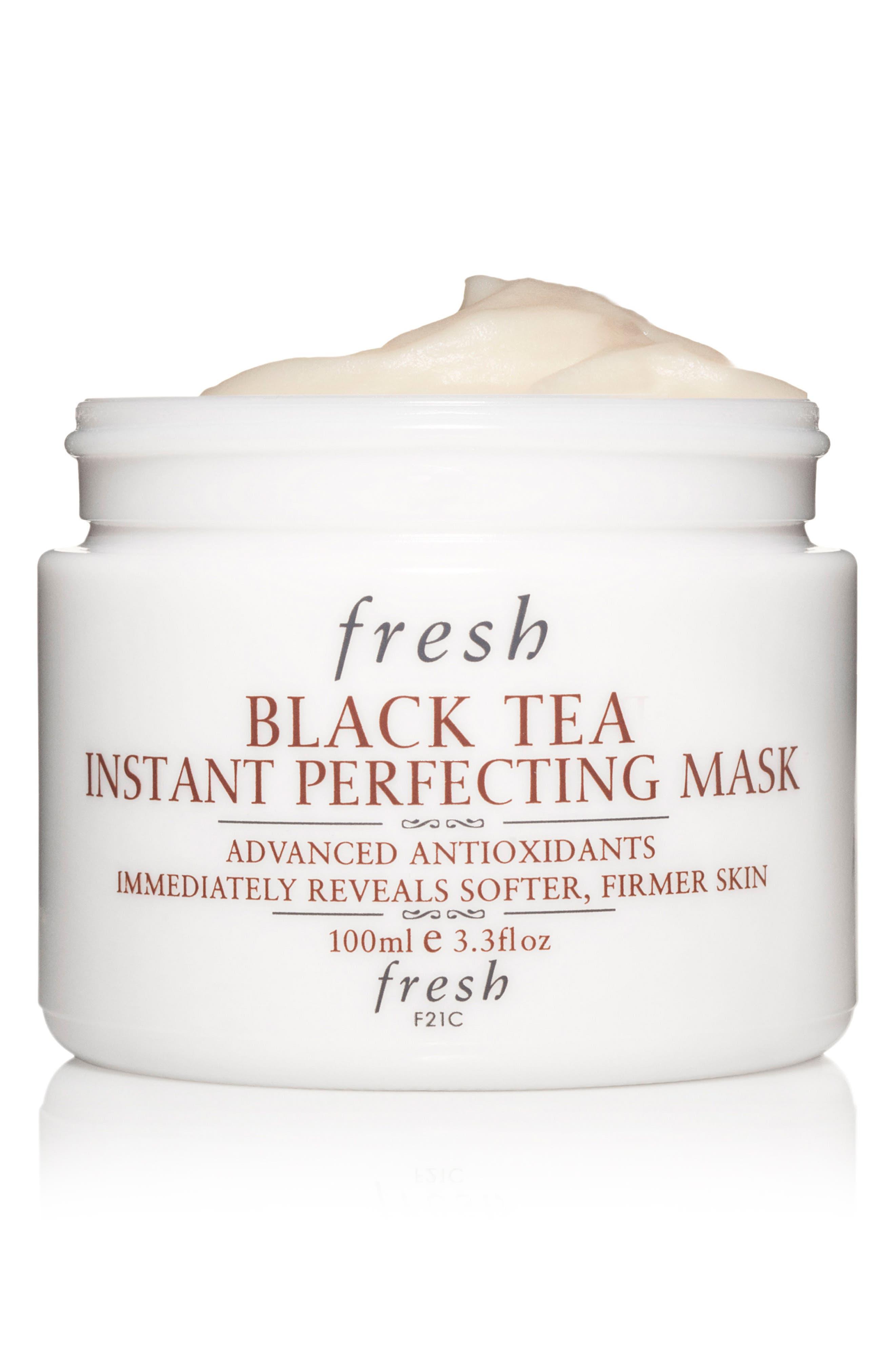 FRESH<SUP>®</SUP>, Black Tea Instant Perfecting Mask<sup>®</sup>, Main thumbnail 1, color, NO COLOR