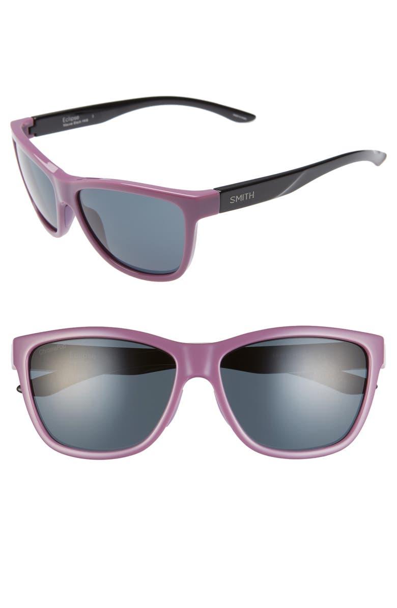 895ea56eef5d SMITH Eclipse 58mm ChromaPop sup ™  sup  Polarized Sunglasses
