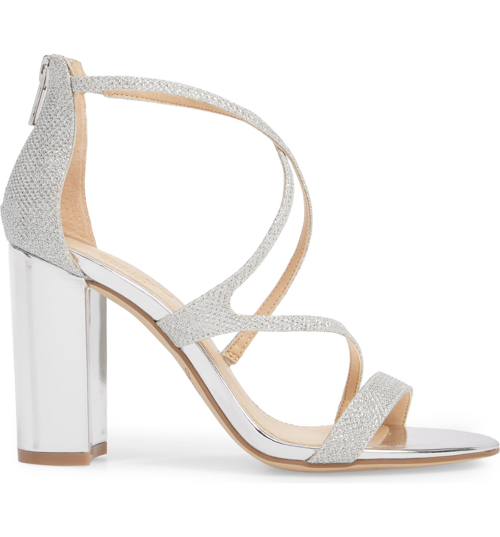 e905368d17e Badgley Mischka Gale Block Heel Sandal (Women)