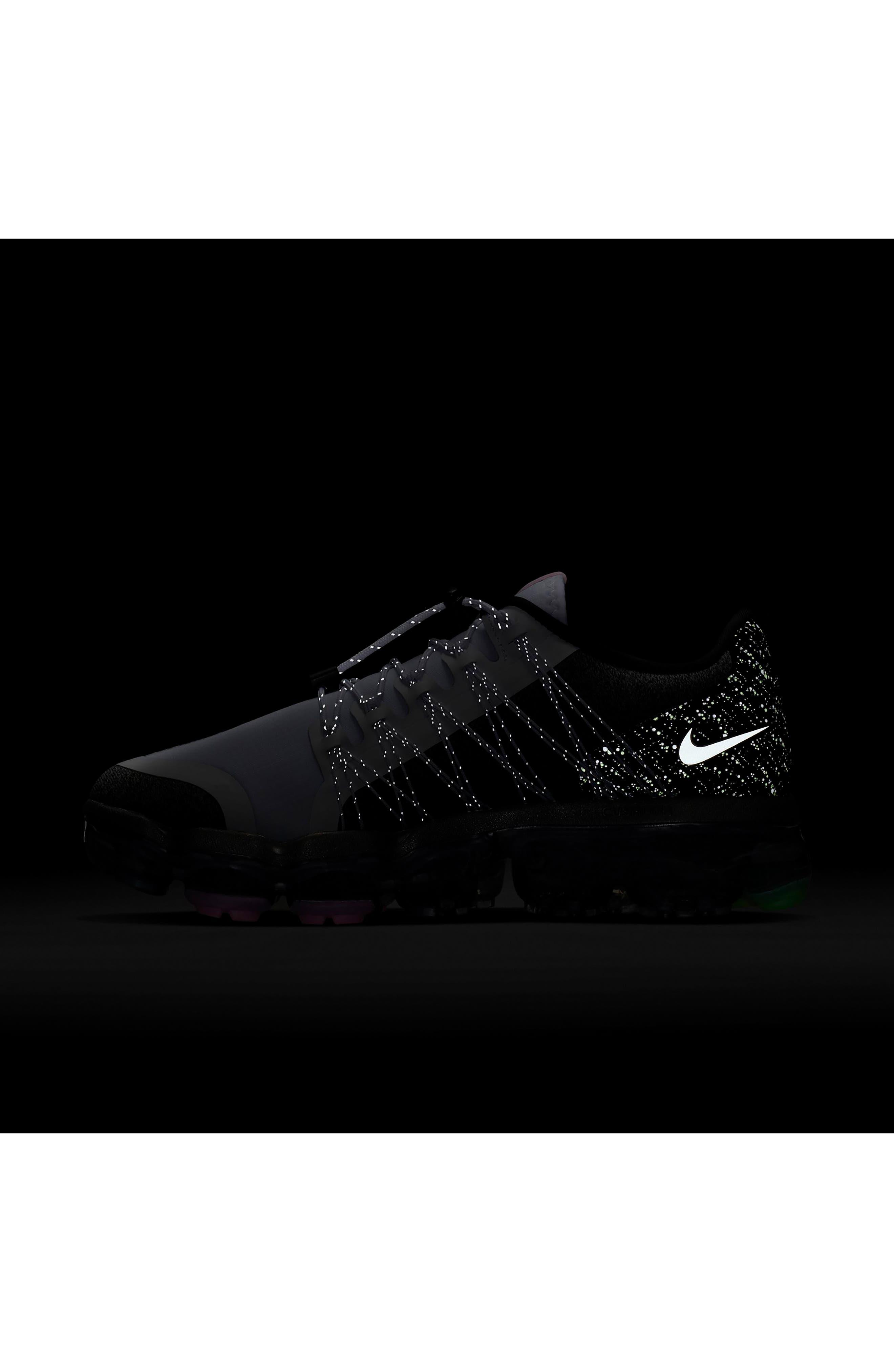 NIKE, Air VaporMax Run Utility Sneaker, Alternate thumbnail 8, color, 101