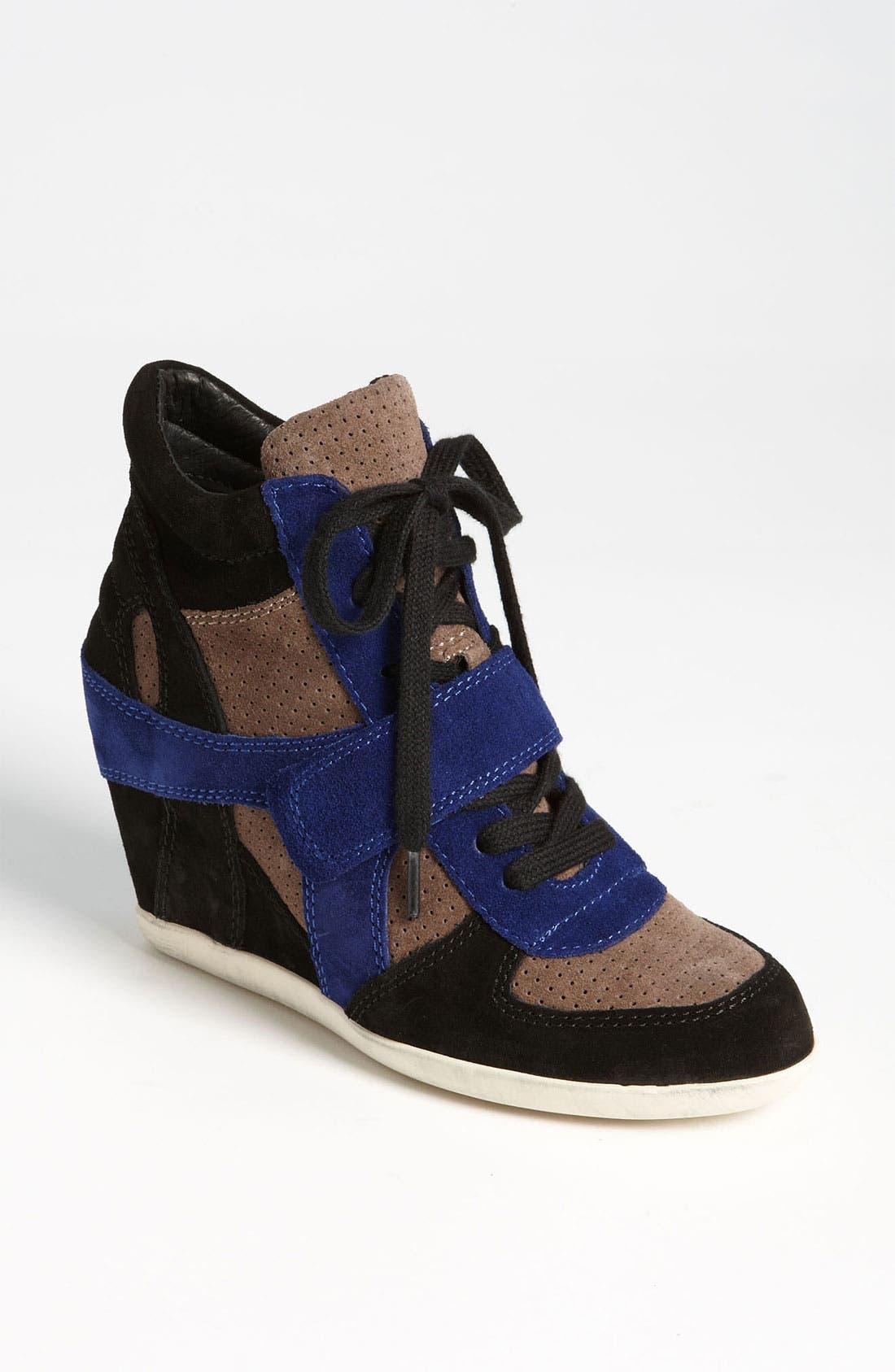 ASH, 'Bowie' Sneaker, Main thumbnail 1, color, 001