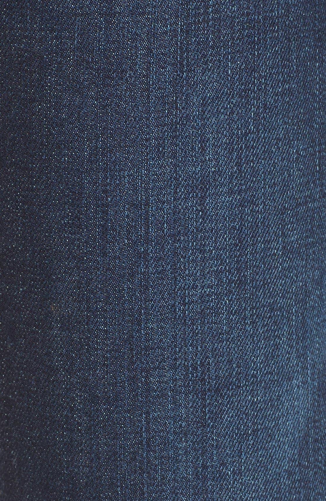 JOE'S, Ankle Skinny Jeans, Alternate thumbnail 3, color, 410