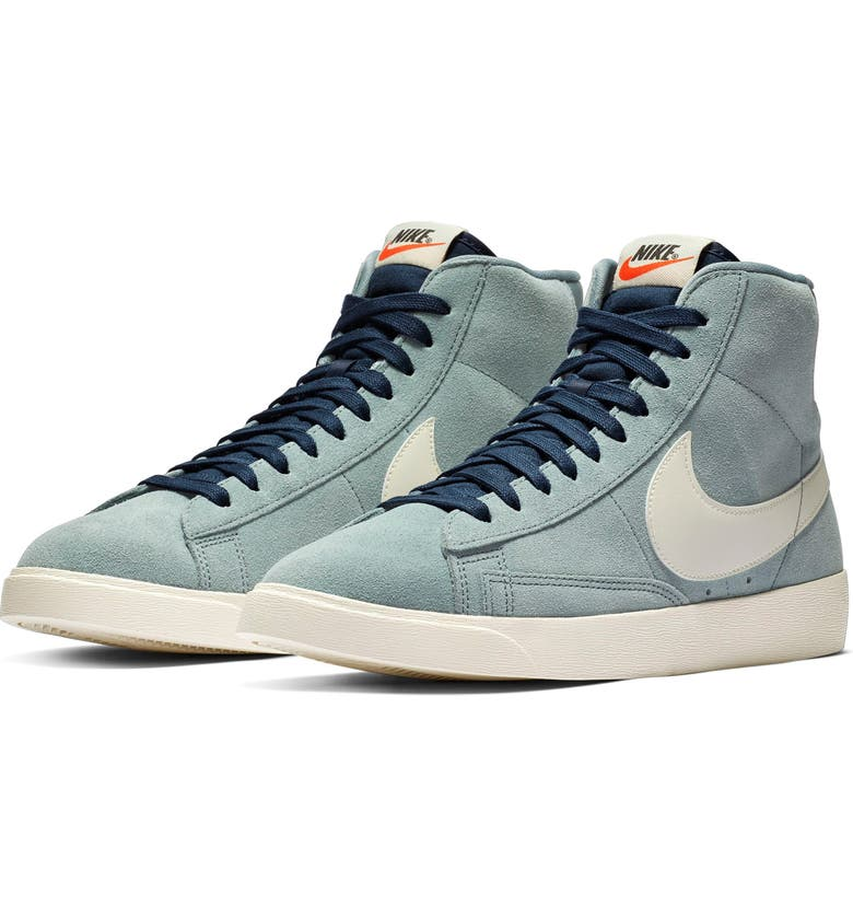 sports shoes 53019 54311 NIKE Blazer Mid Vintage Sneaker, Main, color, 400