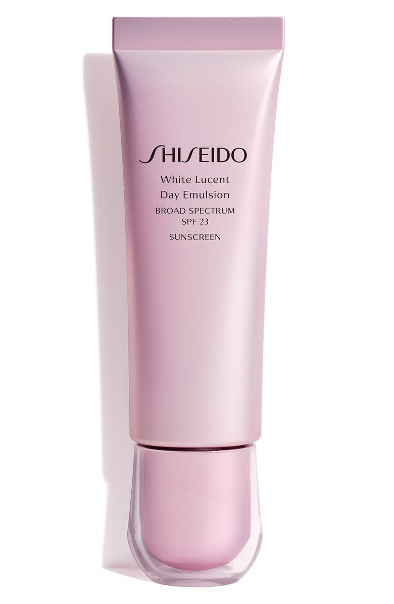 Shiseido WHITE LUCENT DAY EMULSION BROAD SPECTRUM SPF 23