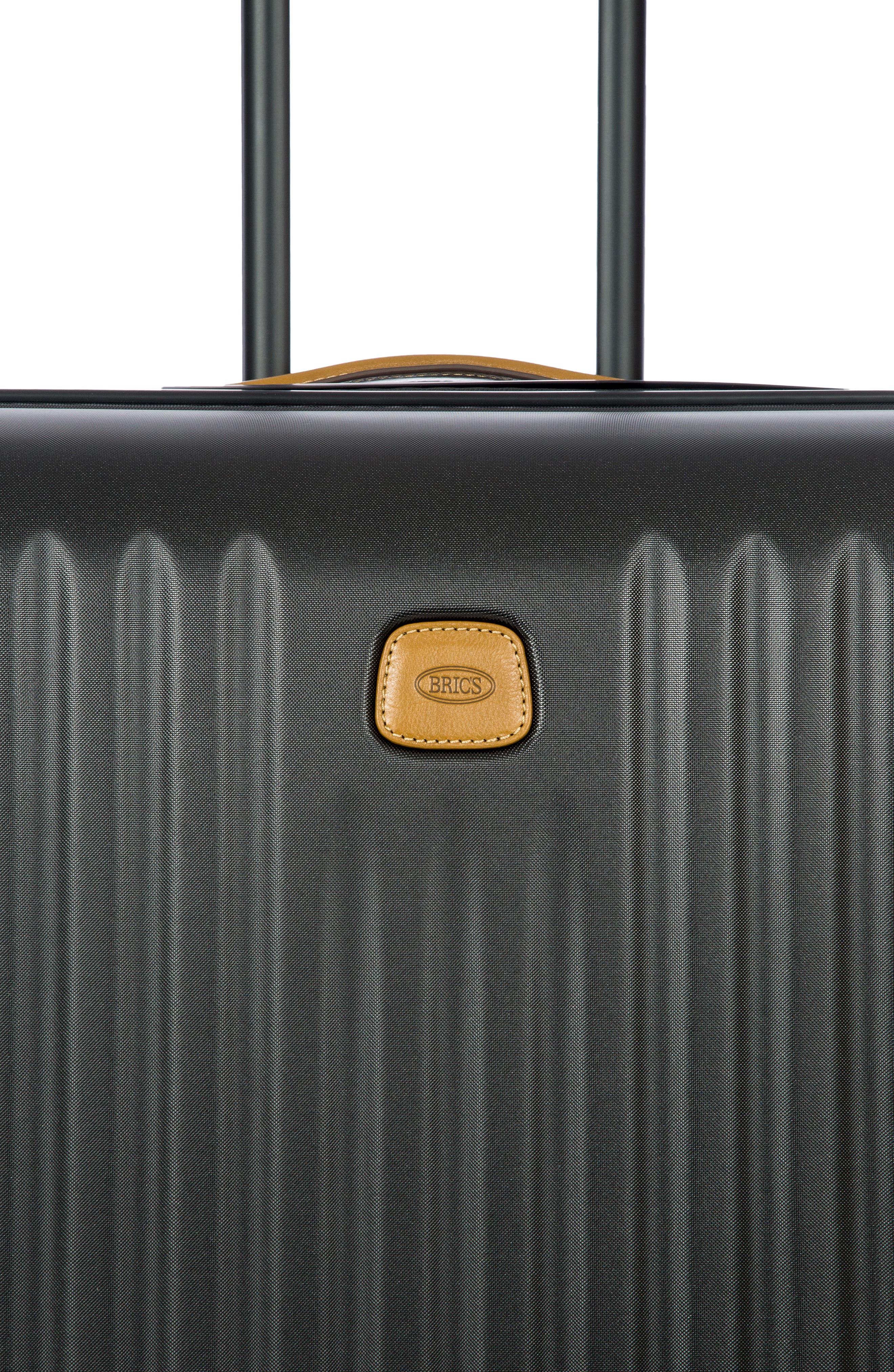 BRIC'S, Capri 32-Inch Spinner Suitcase, Alternate thumbnail 7, color, MATTE BLACK