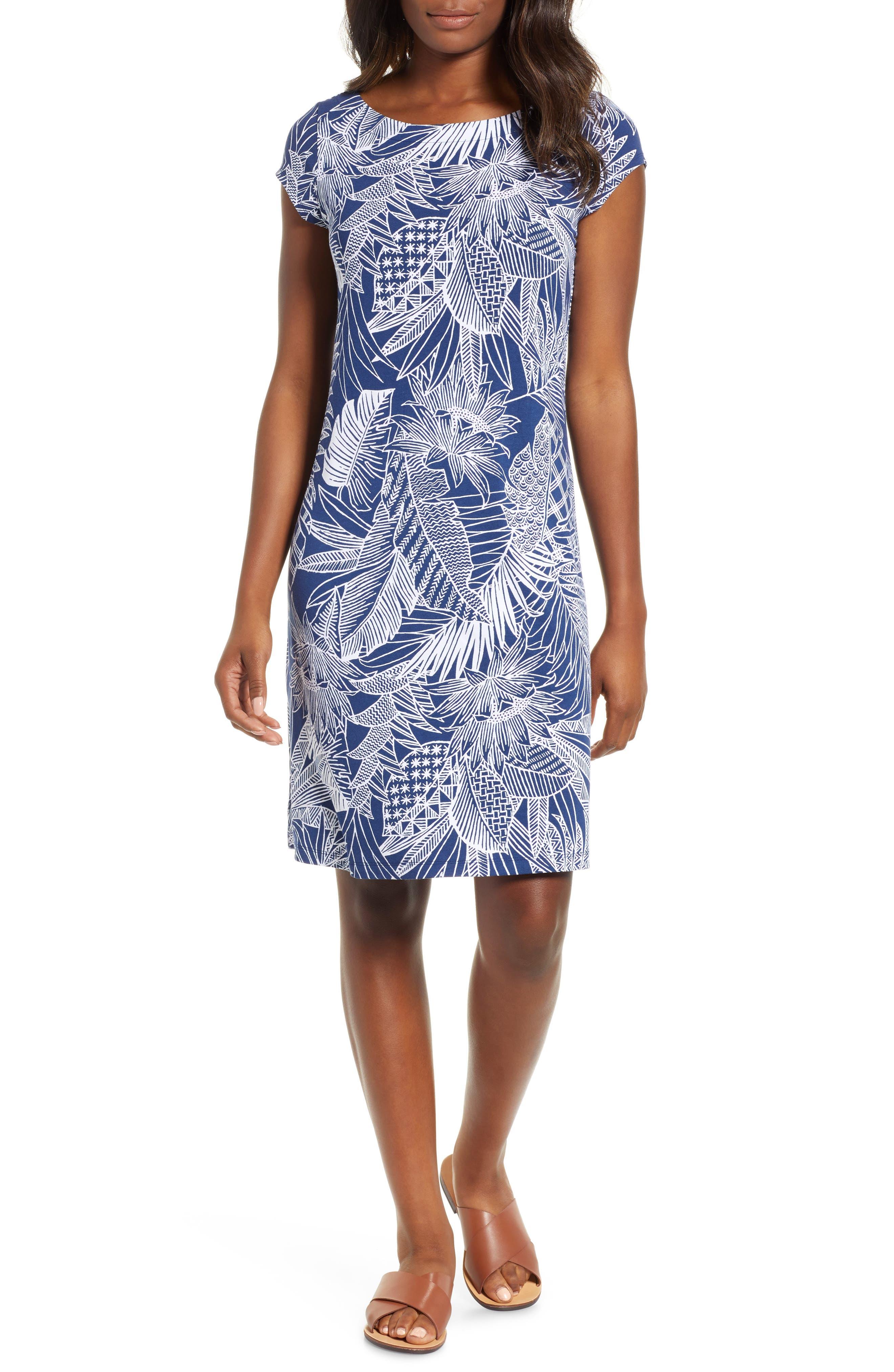 Tommy Bahama Lava Cove Dress, Blue
