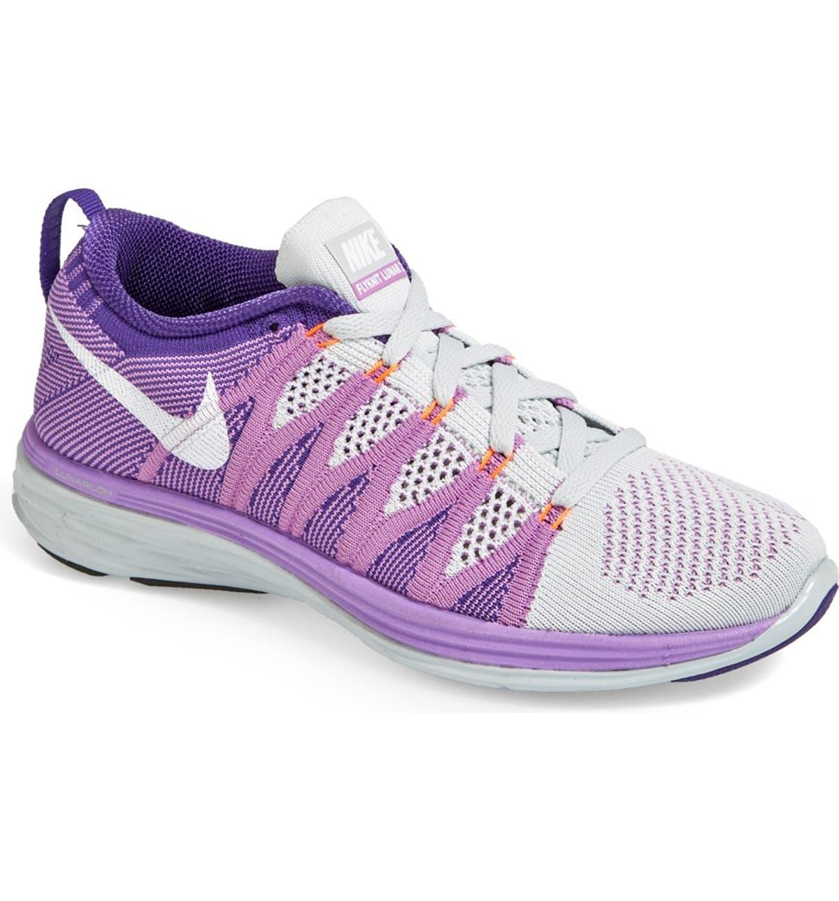 2c8cda75a94 Nike  Flyknit Lunar2  Running Shoe (Women)
