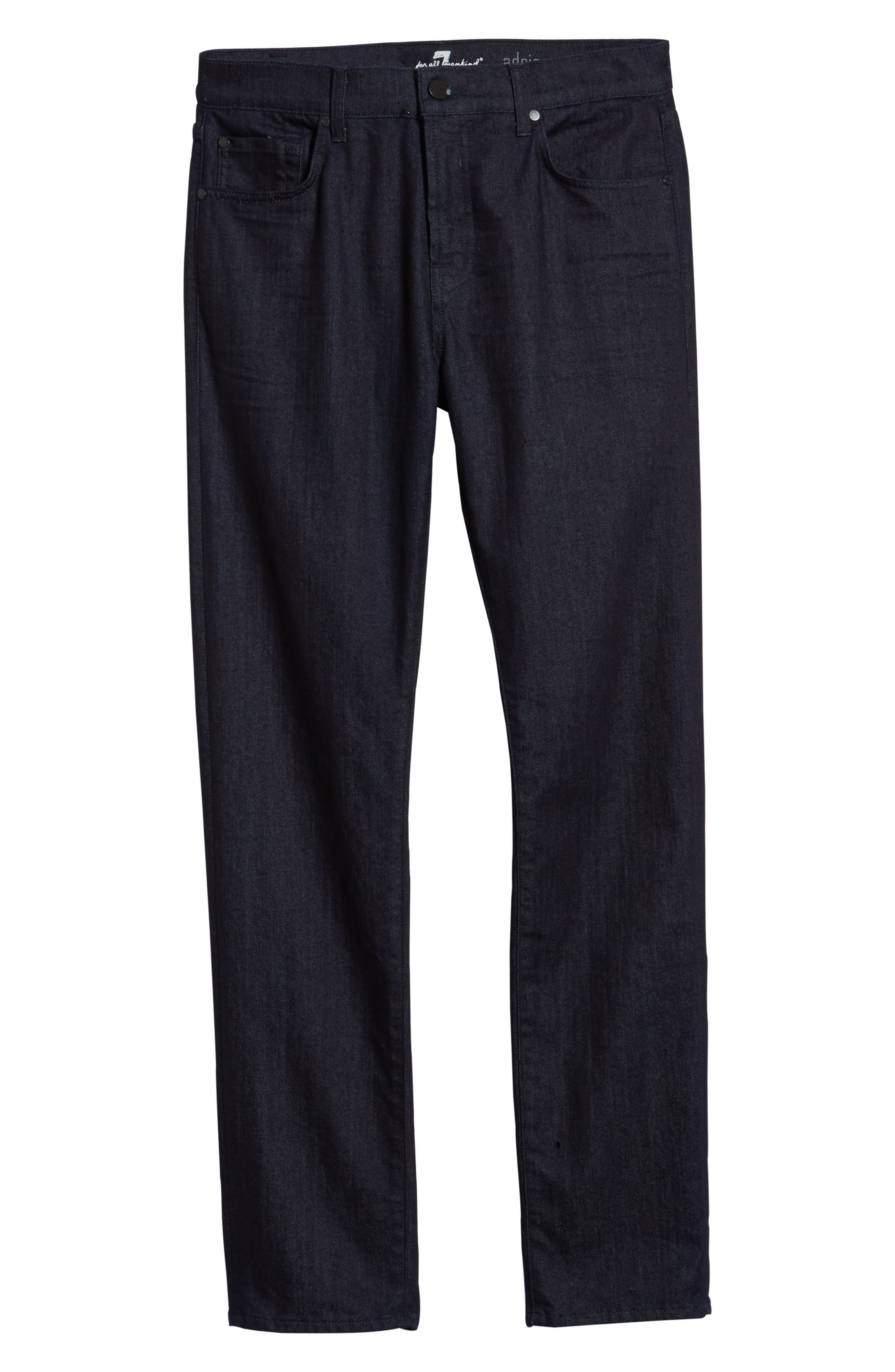 7 FOR ALL MANKIND<SUP>®</SUP>, Adrien Slim Fit Jeans, Alternate thumbnail 7, color, EXECUTIVE