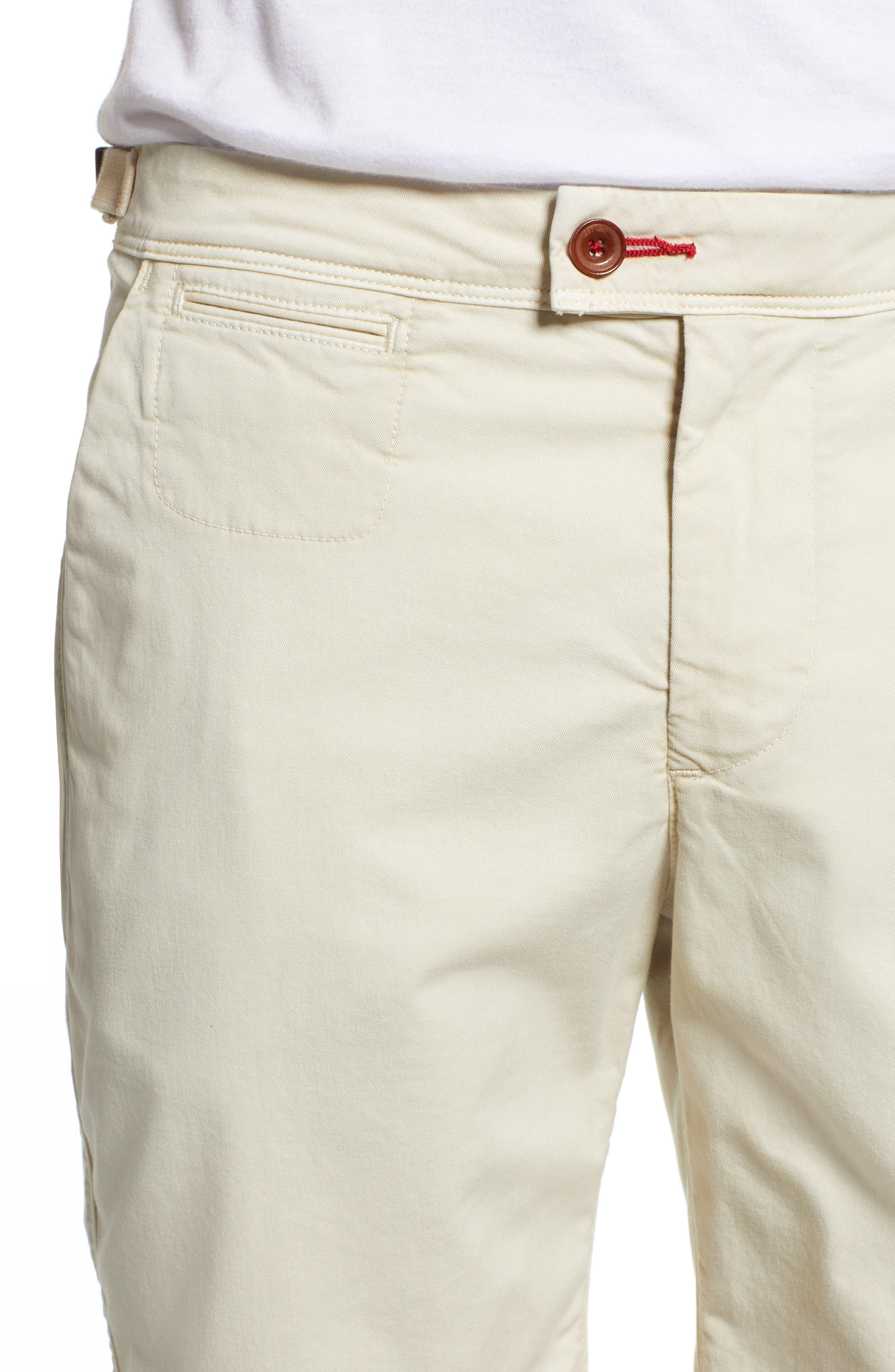 PSYCHO BUNNY, Triumph Shorts, Alternate thumbnail 4, color, 130