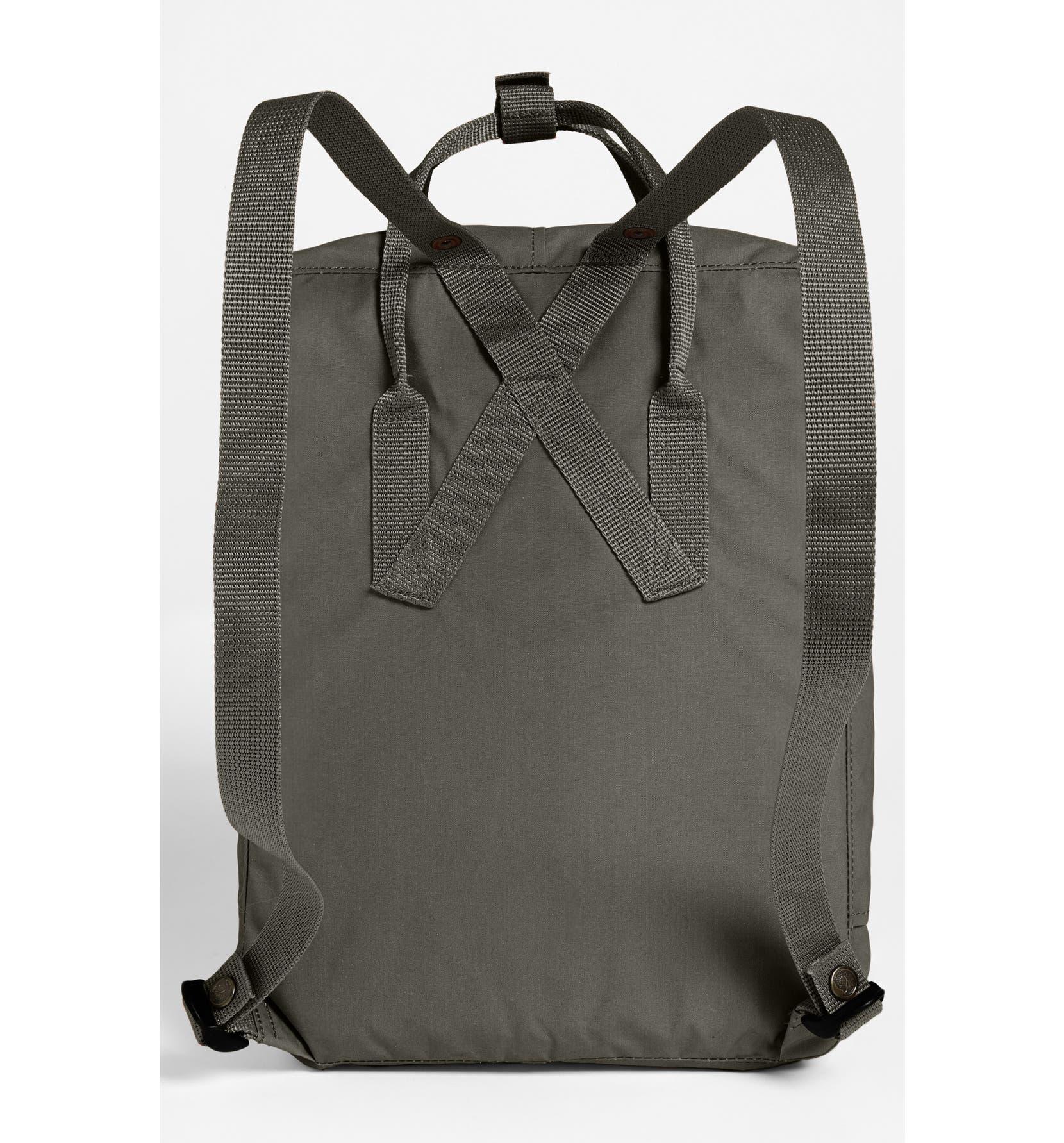 6fde498d081 Fjällräven Kånken Water Resistant Backpack