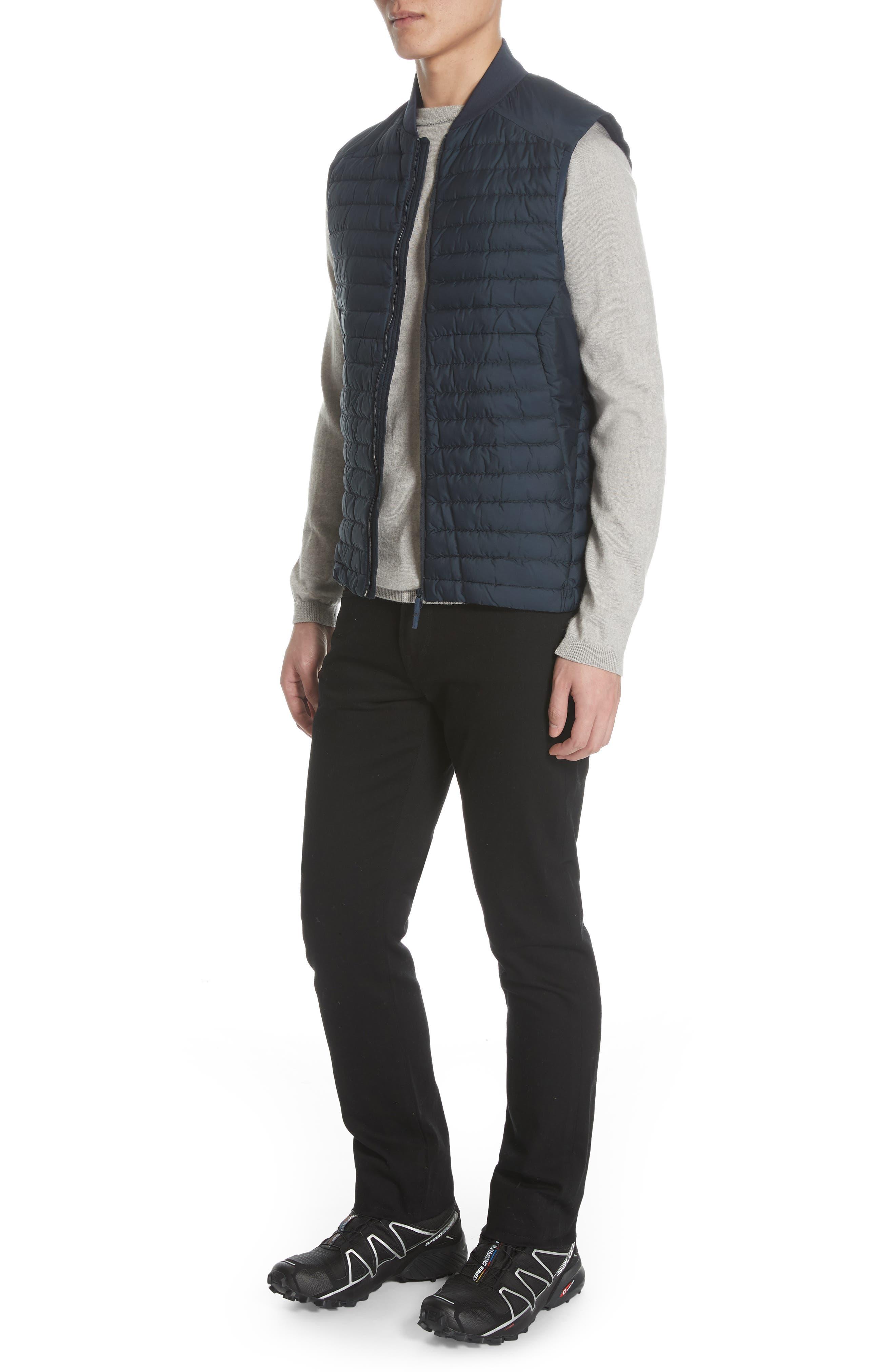 ARC'TERYX VEILANCE, Conduit Lightweight Down Vest, Alternate thumbnail 5, color, 410